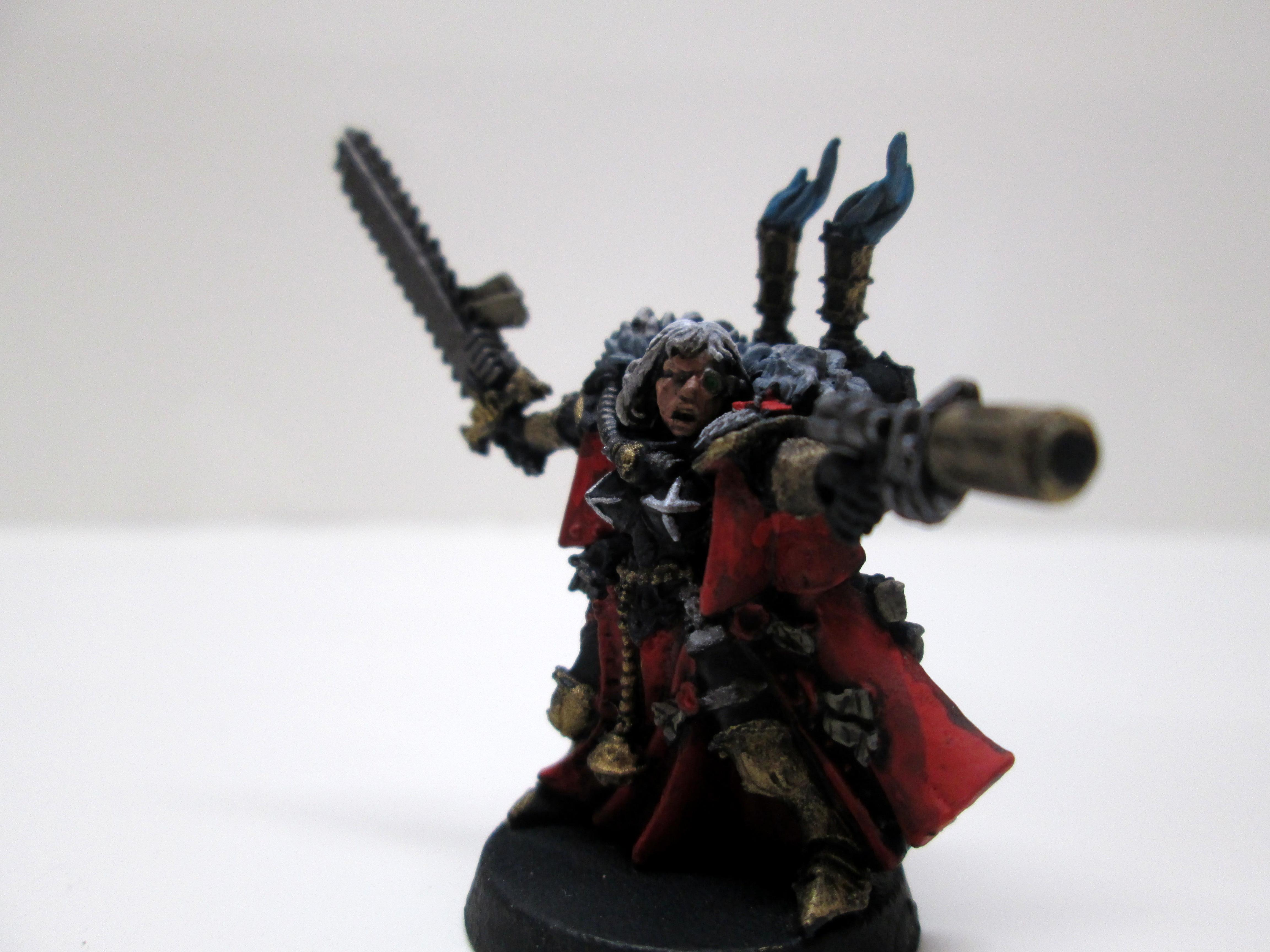 Canoness, Models, Painted, Sisters Of Battle, Warhammer 40,000
