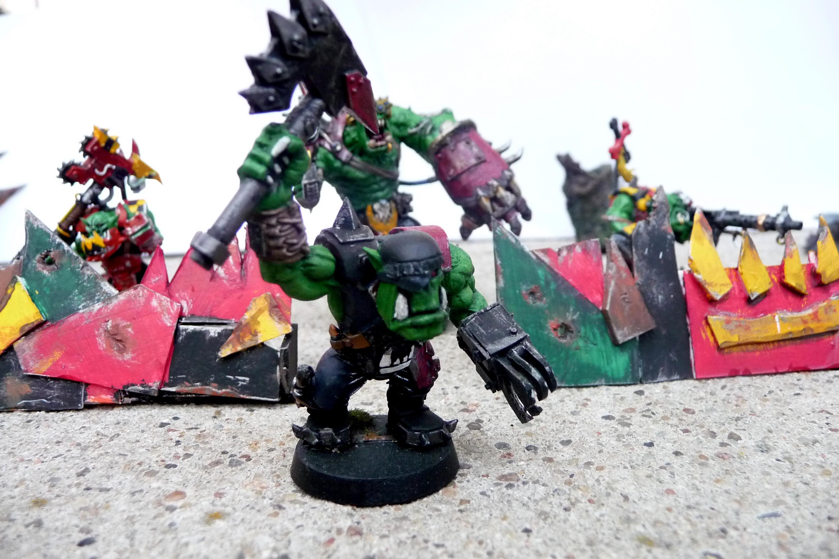 Evil Sunz Kommando Nob