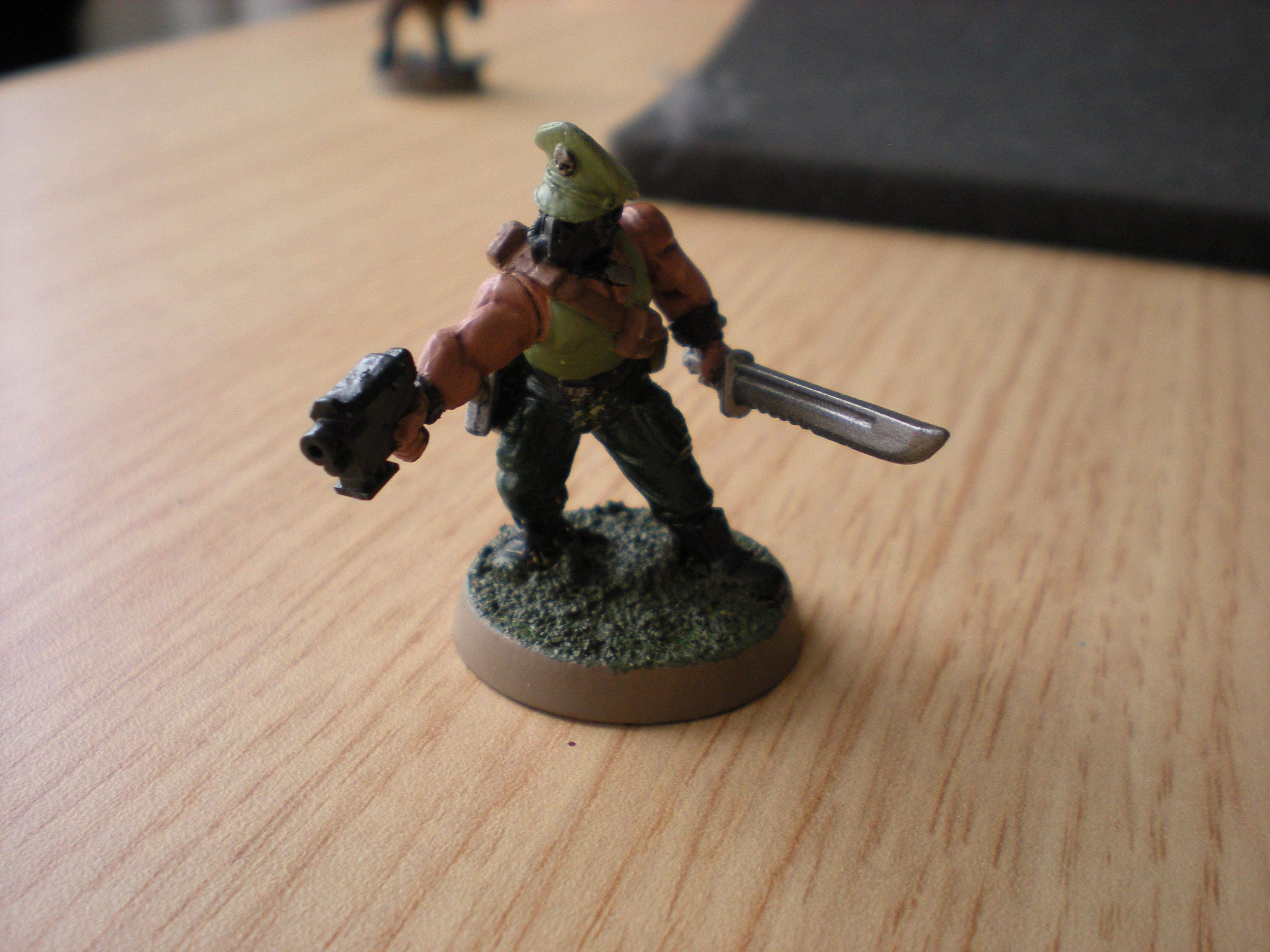 Catachan, Cool, Guards, Imperial, Warhammer 40,000