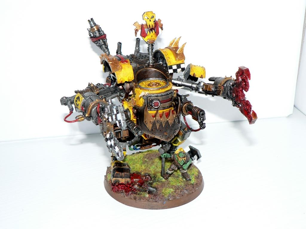 Bad Moons, Deff Dread