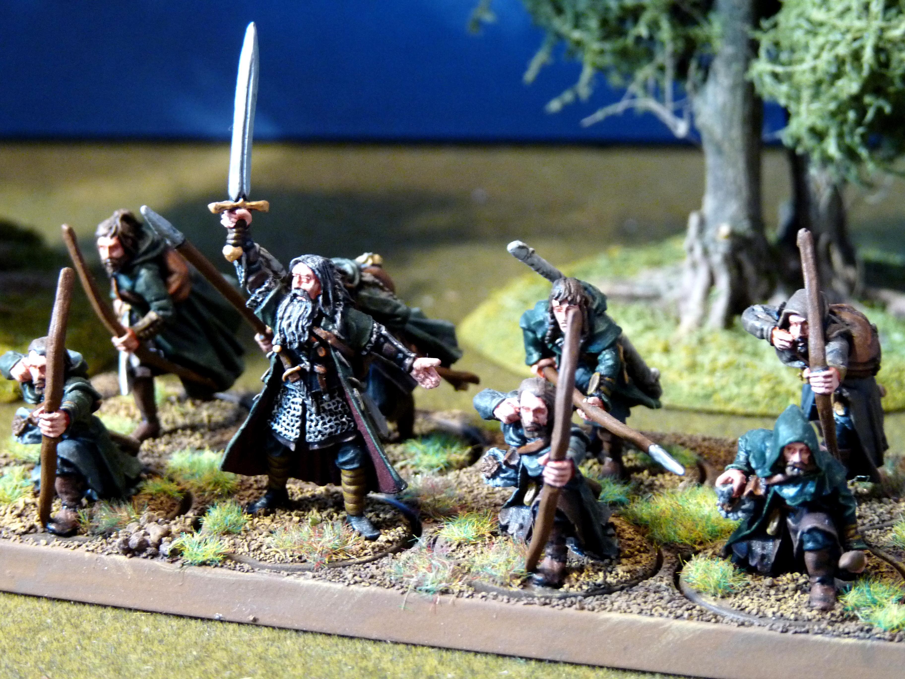 Dunedain, Lord Of The Rings, Minas Tirith, Rangers