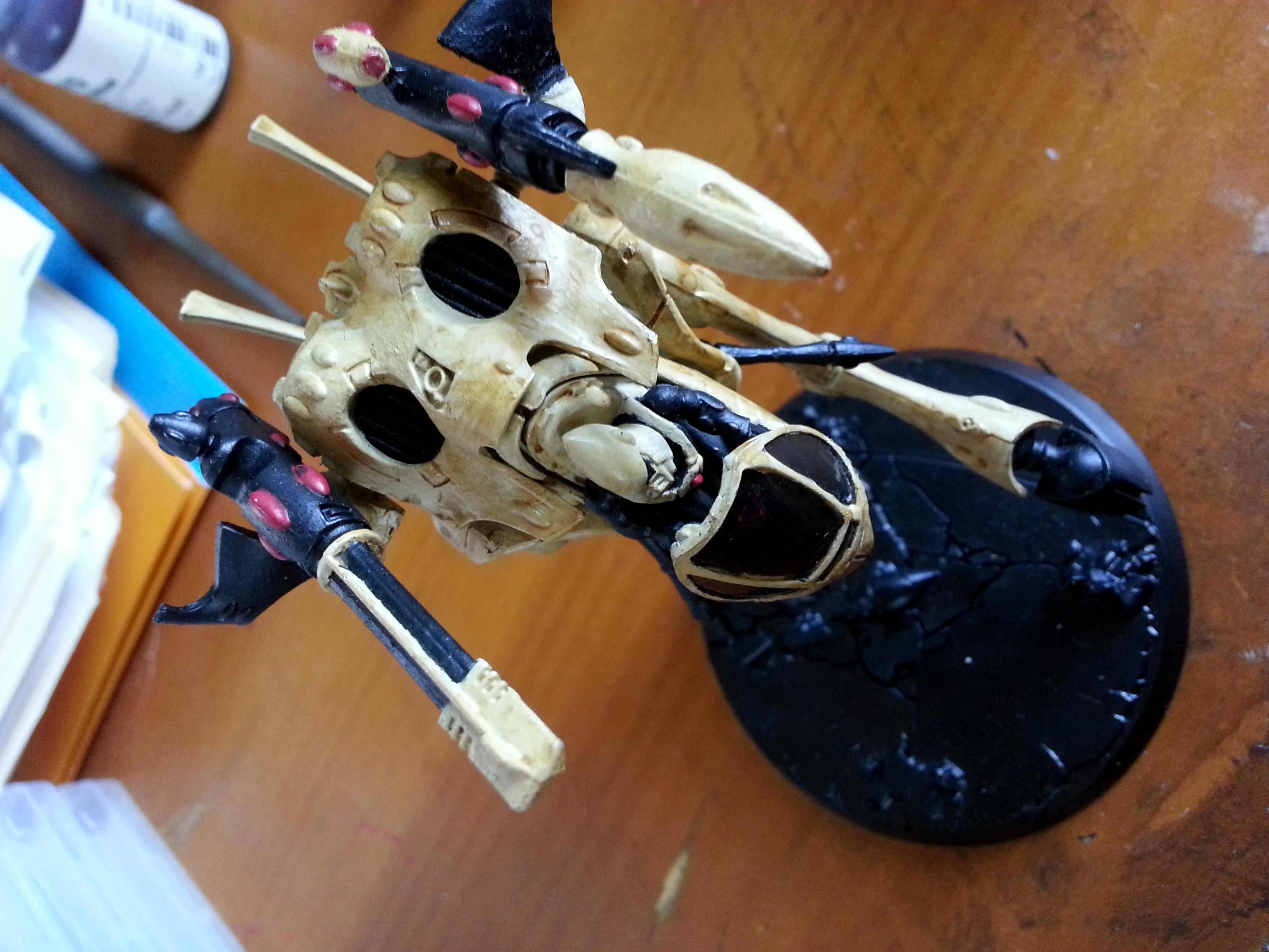 Eldar, Painting, Project, Ulthwe, Work In Progress