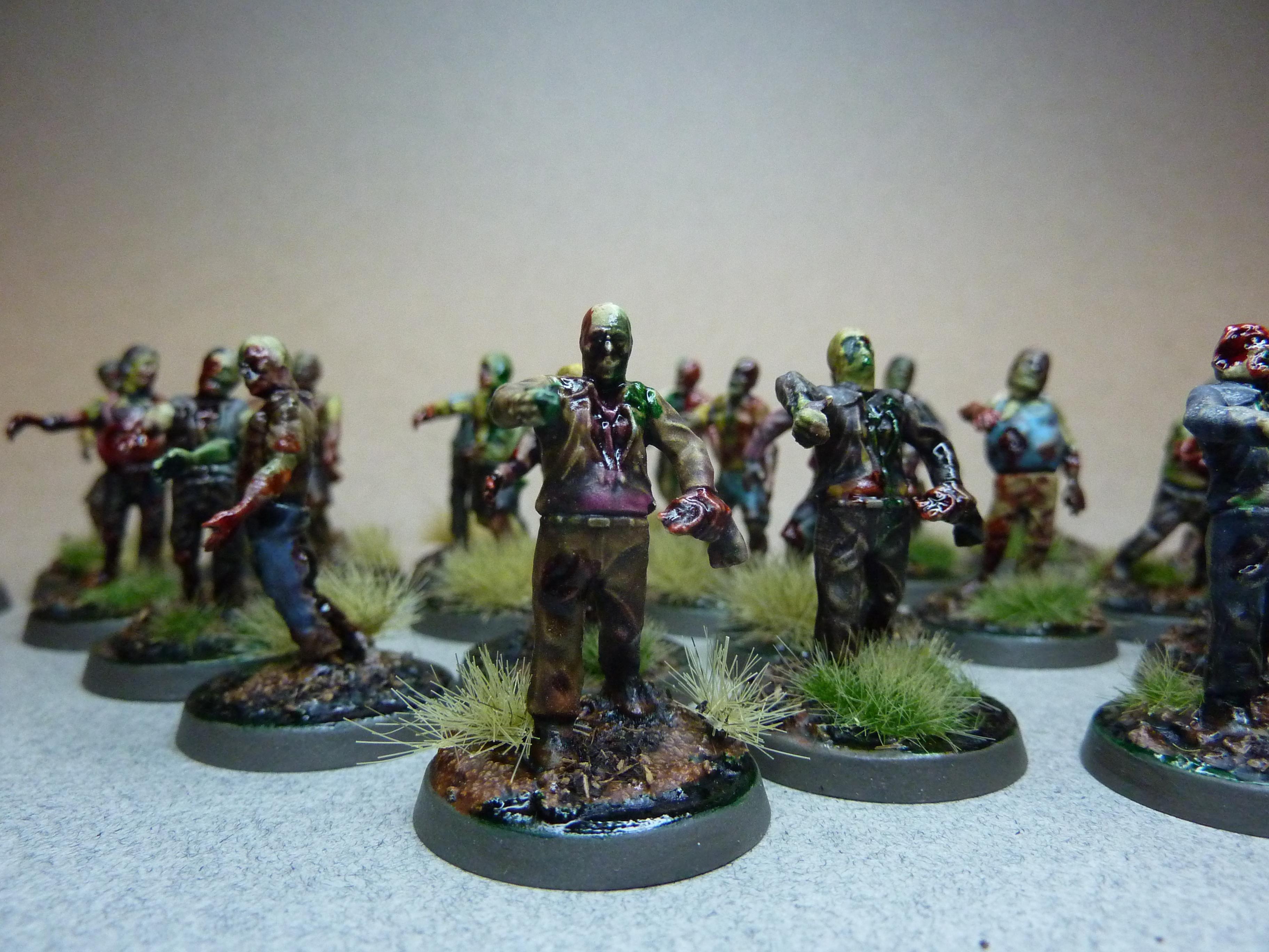 Nurgle, Plague, Zombie