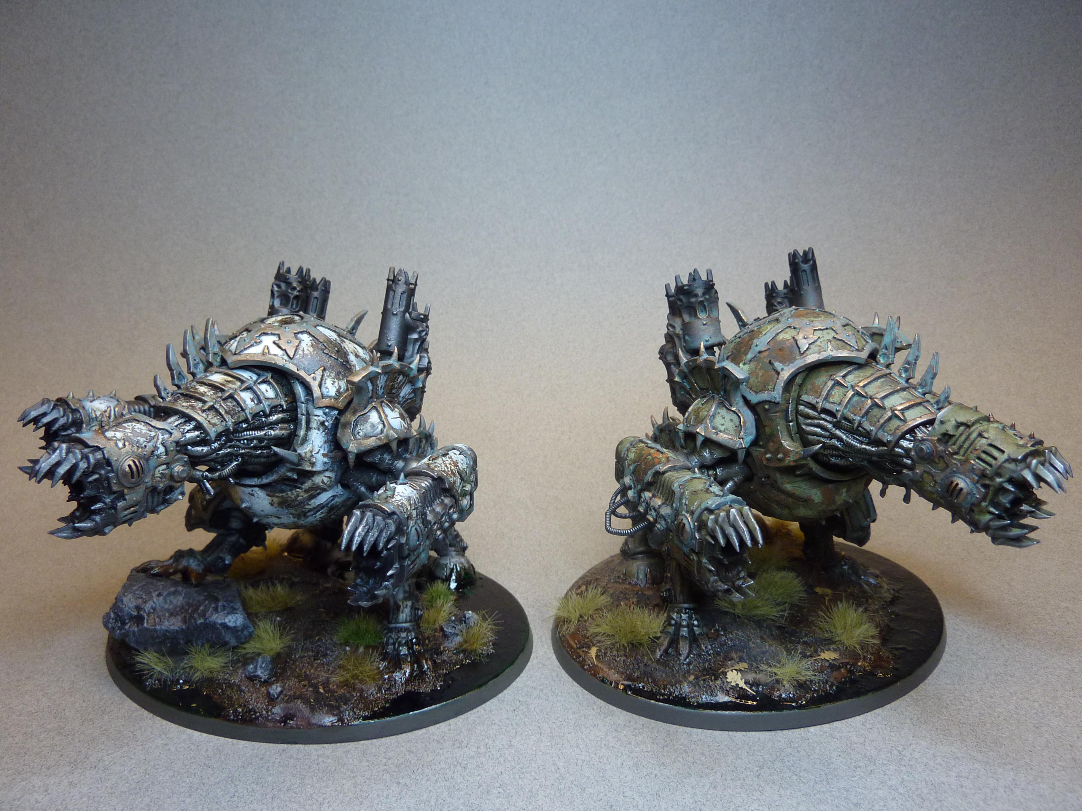 Chaos, Fiends, Forge