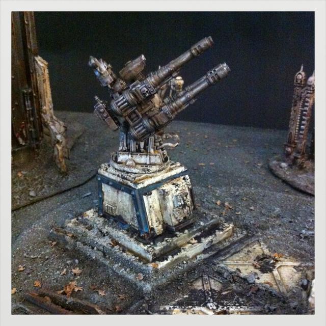 Inq28, Inquisitor, Punk Moth, Spiky Rat Pack, Terrain, Warhammer 40,000, Weather Effect