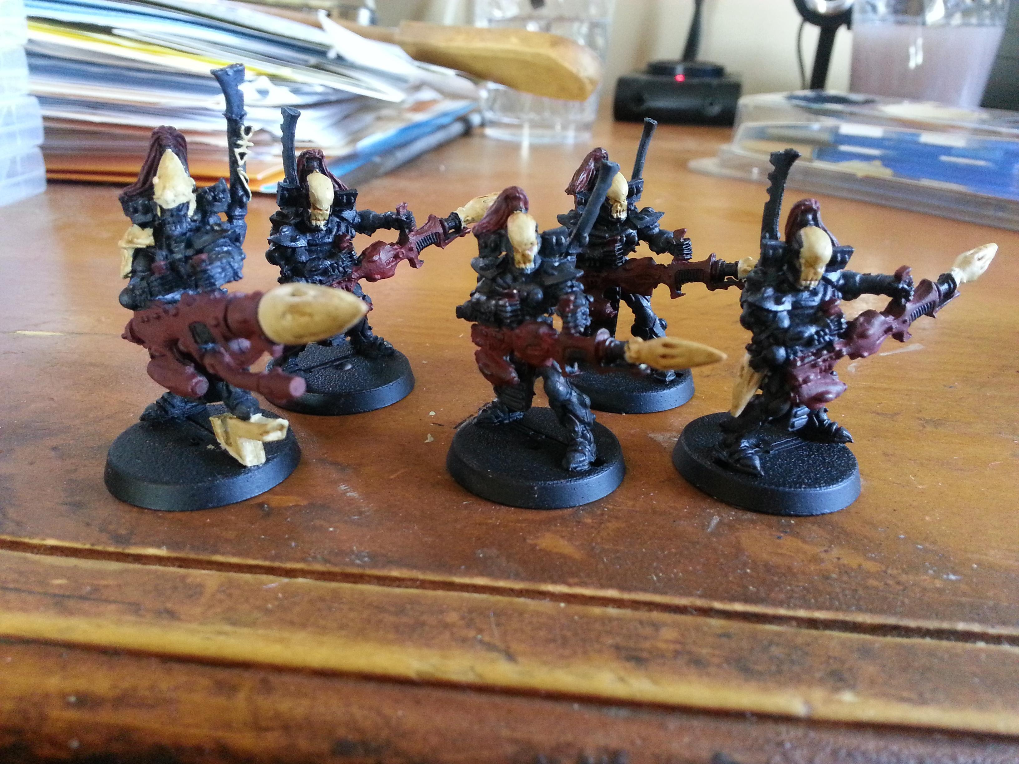Dark Reapers, Eldar, Ulthwe