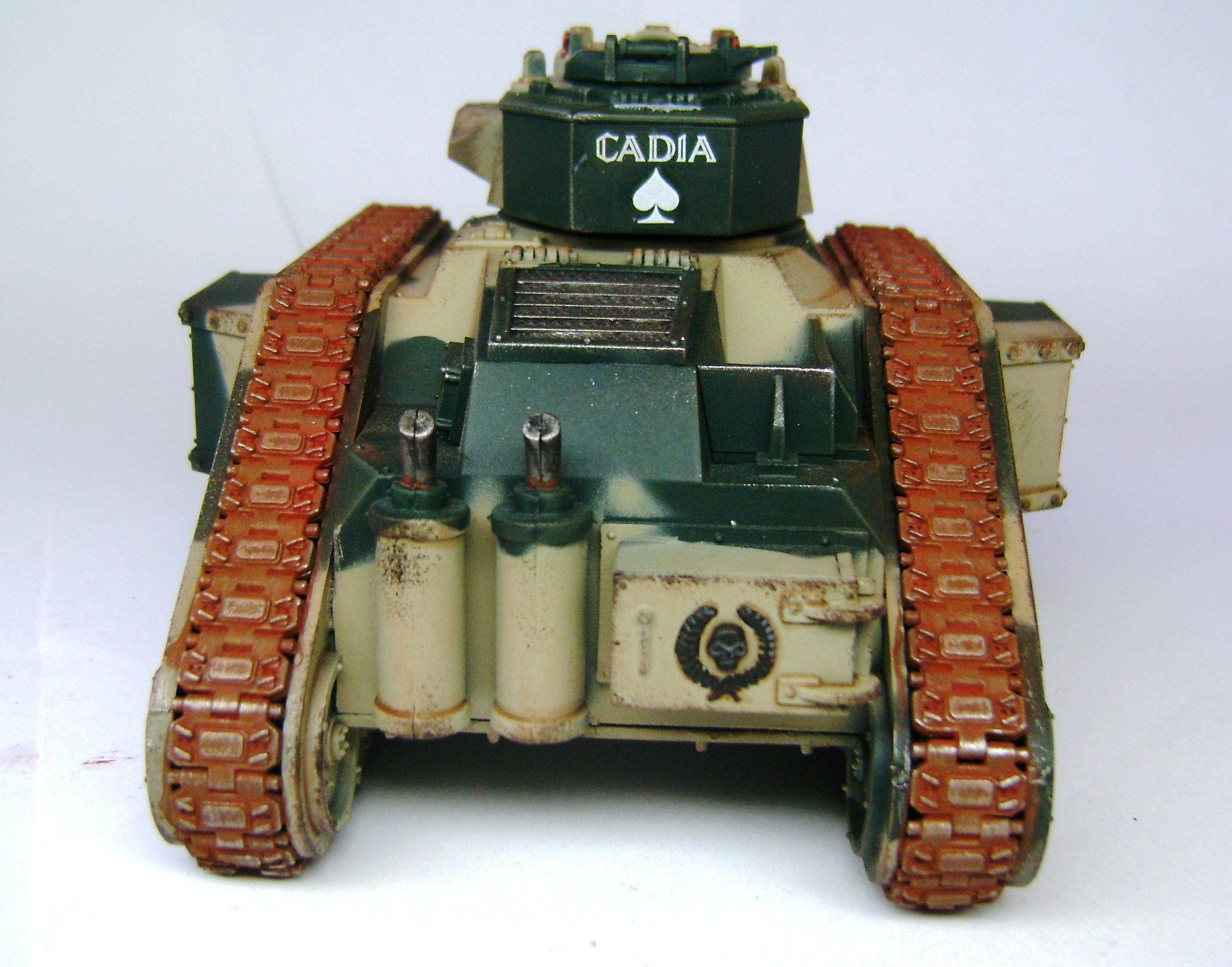 Cadians, Imperial Guard, Leman Russ