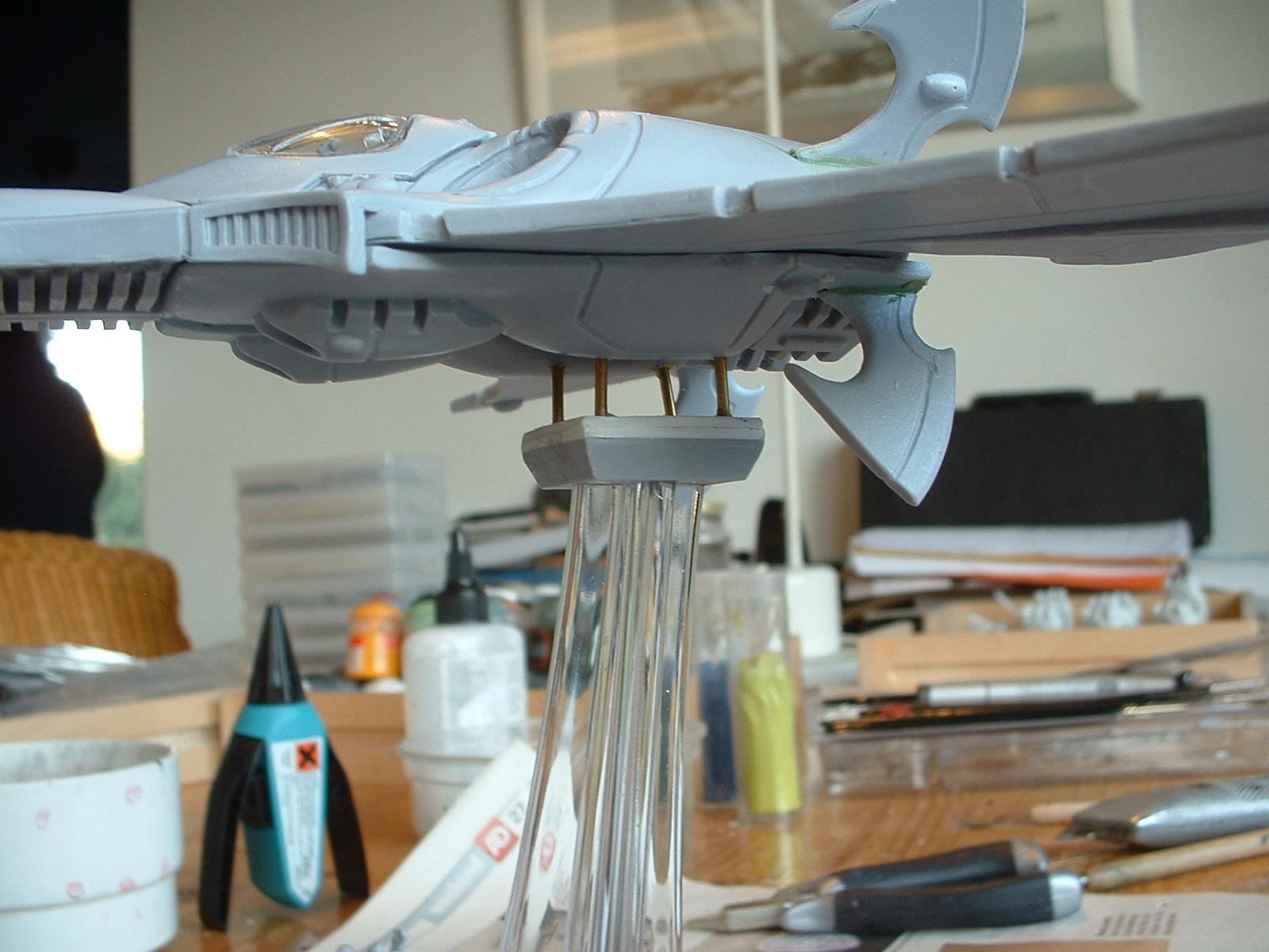 Alaitoc, Eldar, Flyer, Forge World, Nightwing Interceptor