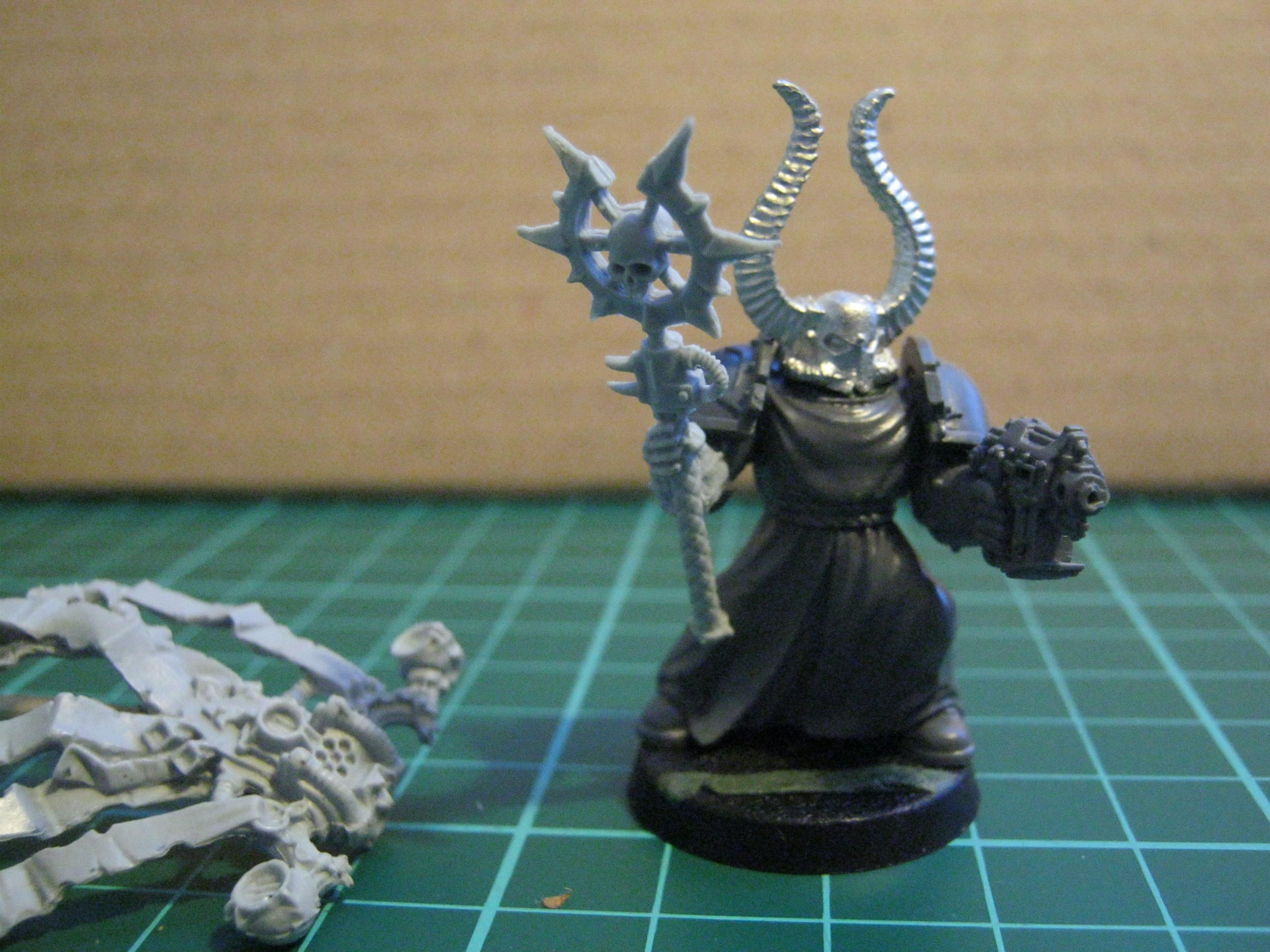 Dark Apostle / Sorcerer