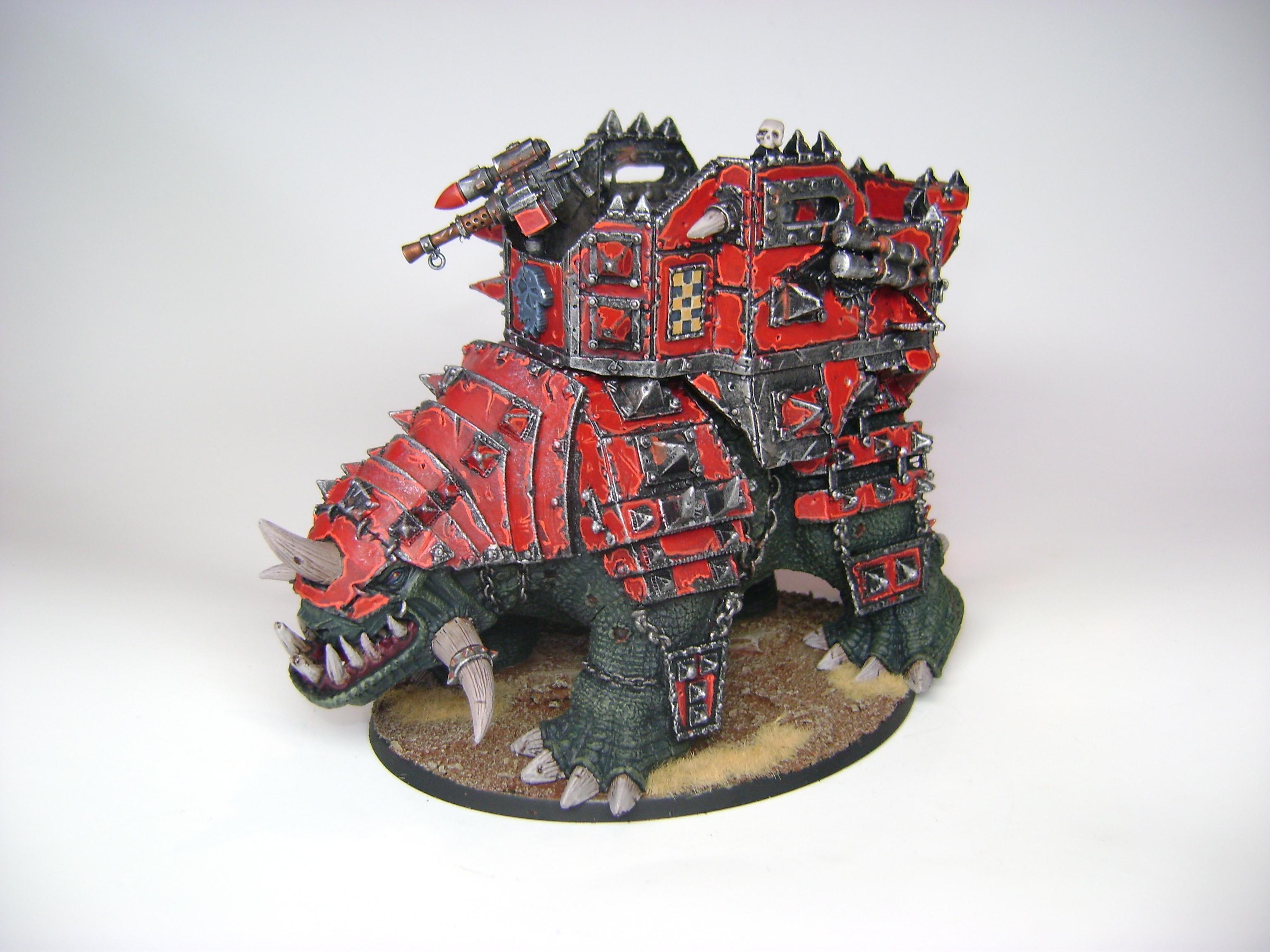 Forge World, Squiggoth