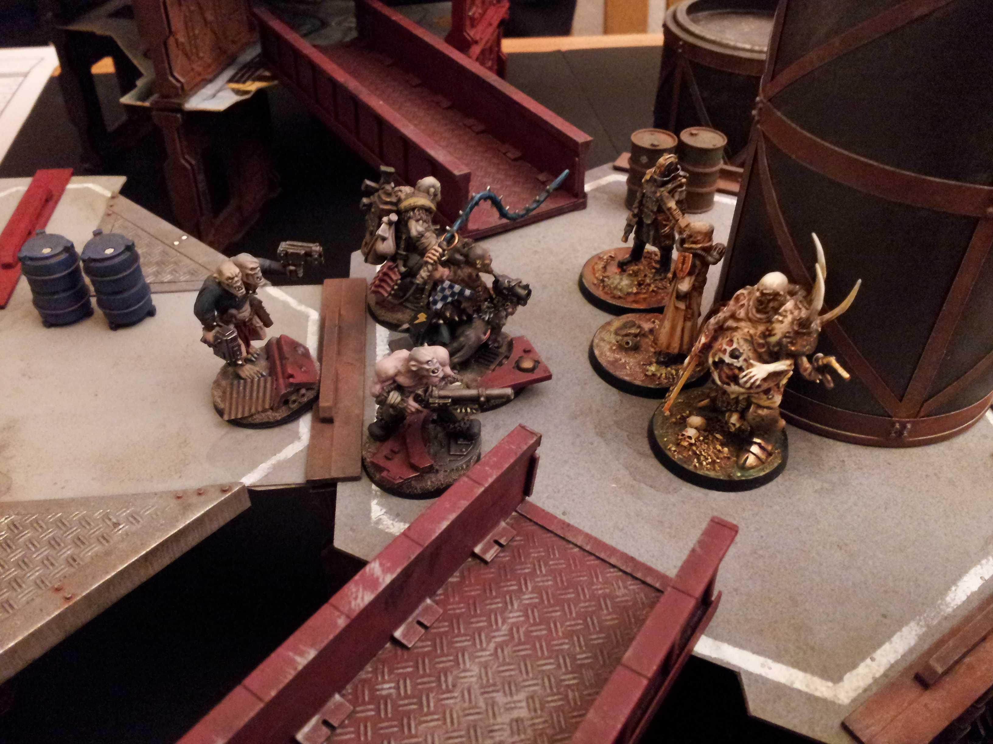 Inq28, Inquisitor, John Blanche, Rogue Trader, Scavvies