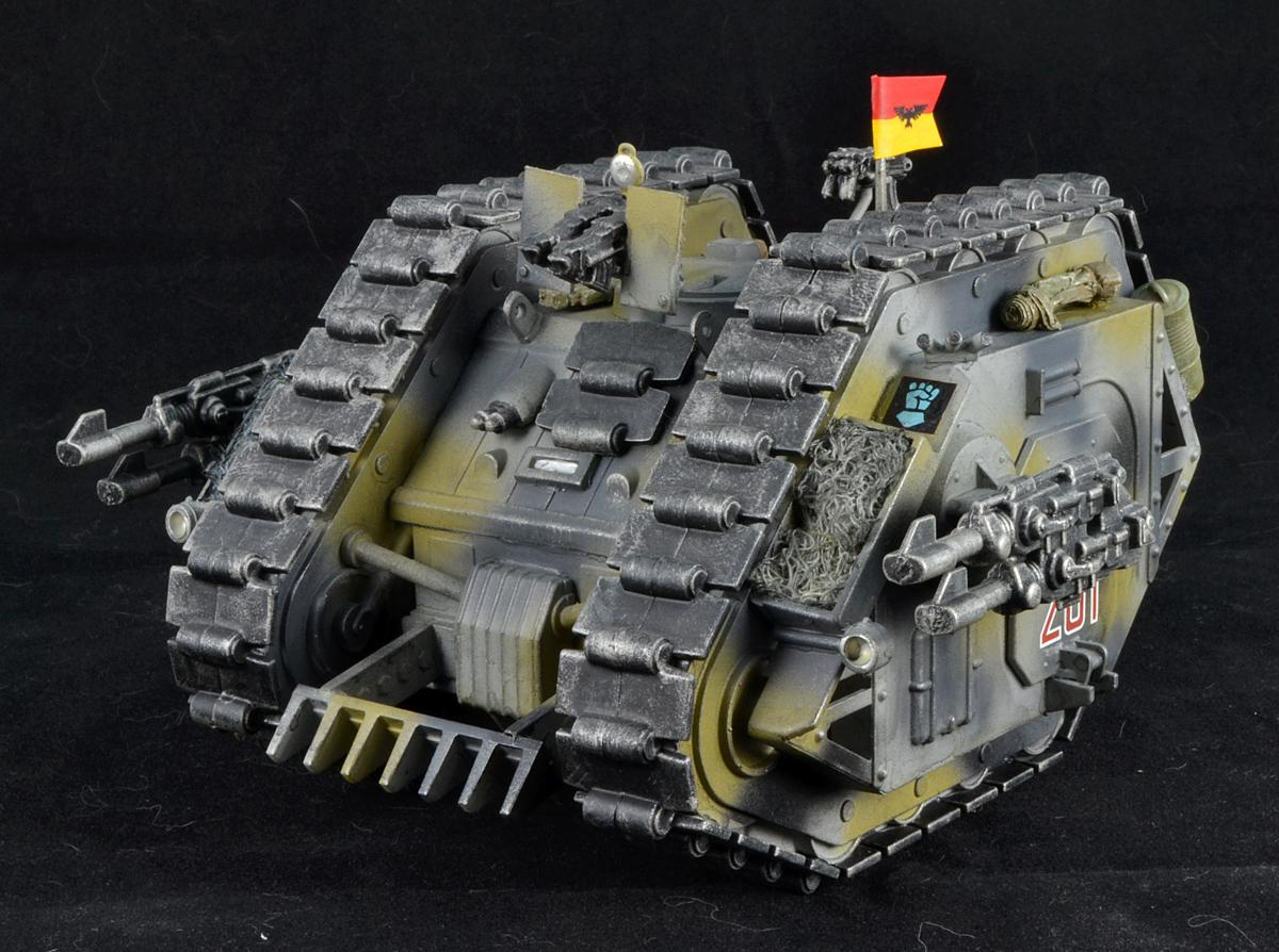 Land Raider, Warhammer 40,000