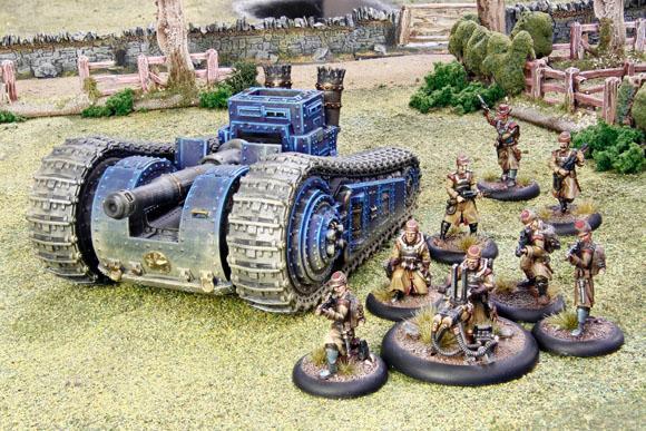 Apc, Dystopian Legions, Steam Punk, Steampunk, Tank