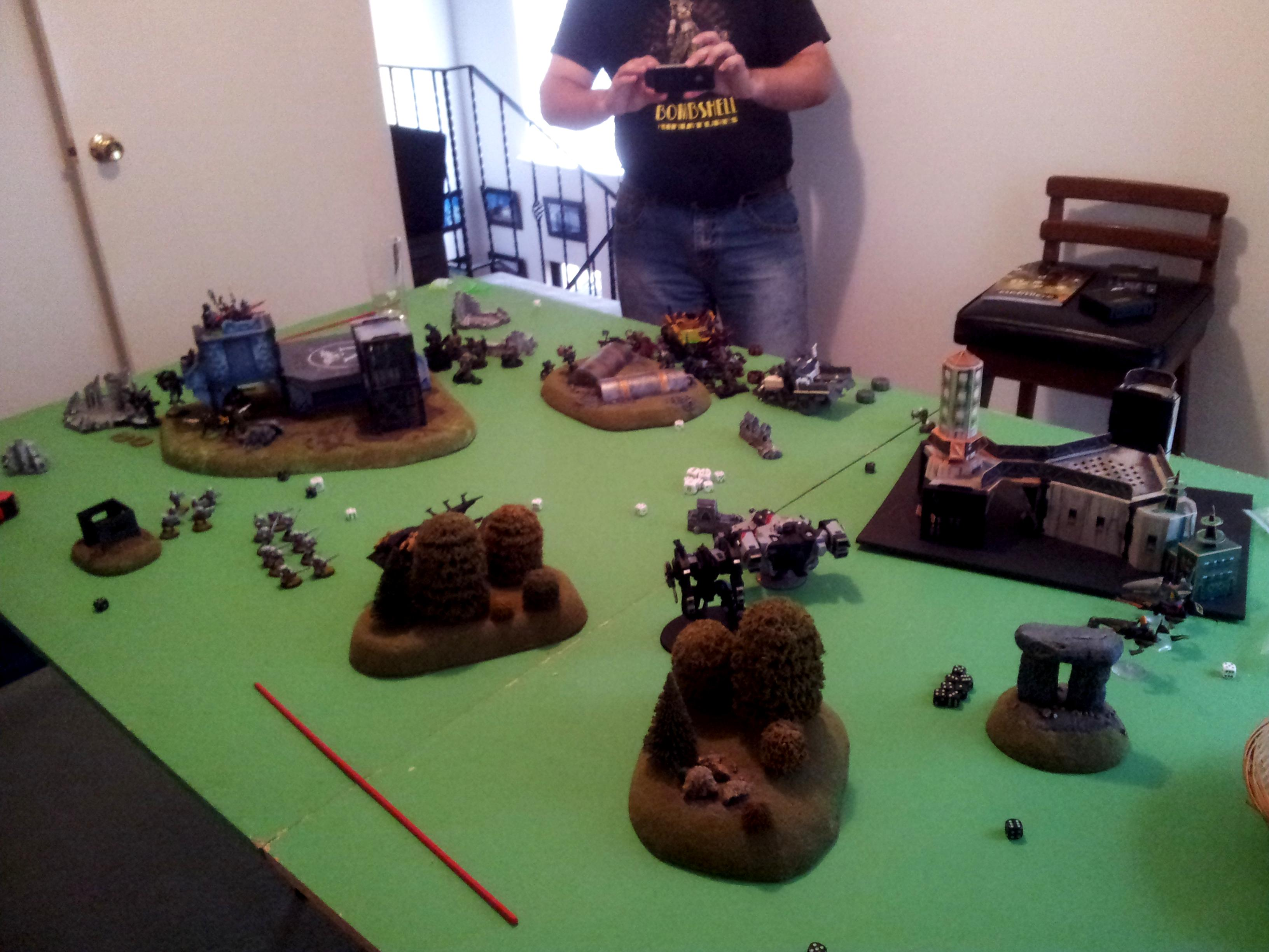 13 end of orks t2