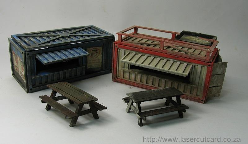 Shipping Crate, Shop, Terrain