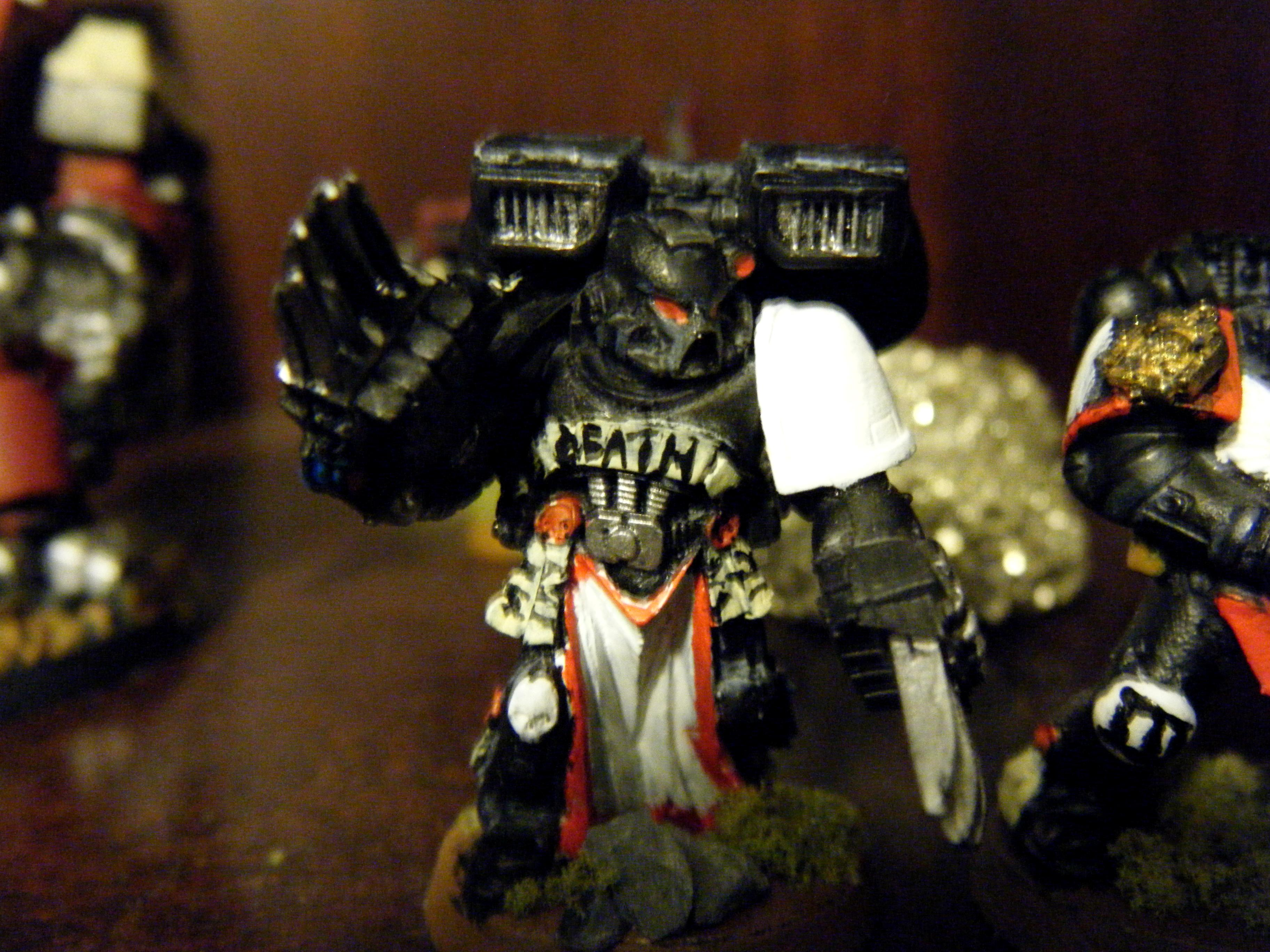 Jump Pack, Lightning Claws, Raven Guard, Vanguard Veteran, Veteran, W40k, Warhammer 40,000