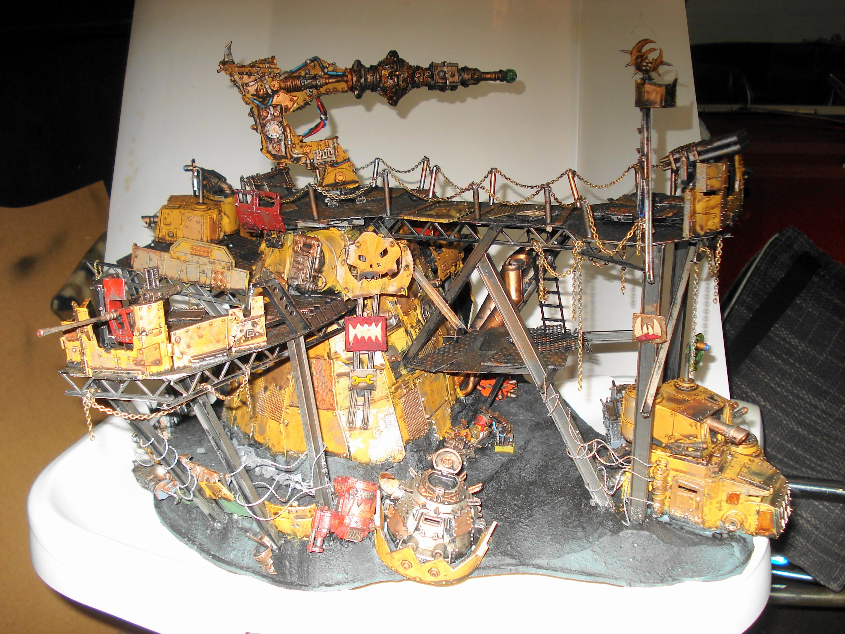Bad, Claw, Comission, Custom, Deff, Dreadnought, Field, Force, Kustom, Moons, Orks, Space, Space Marines