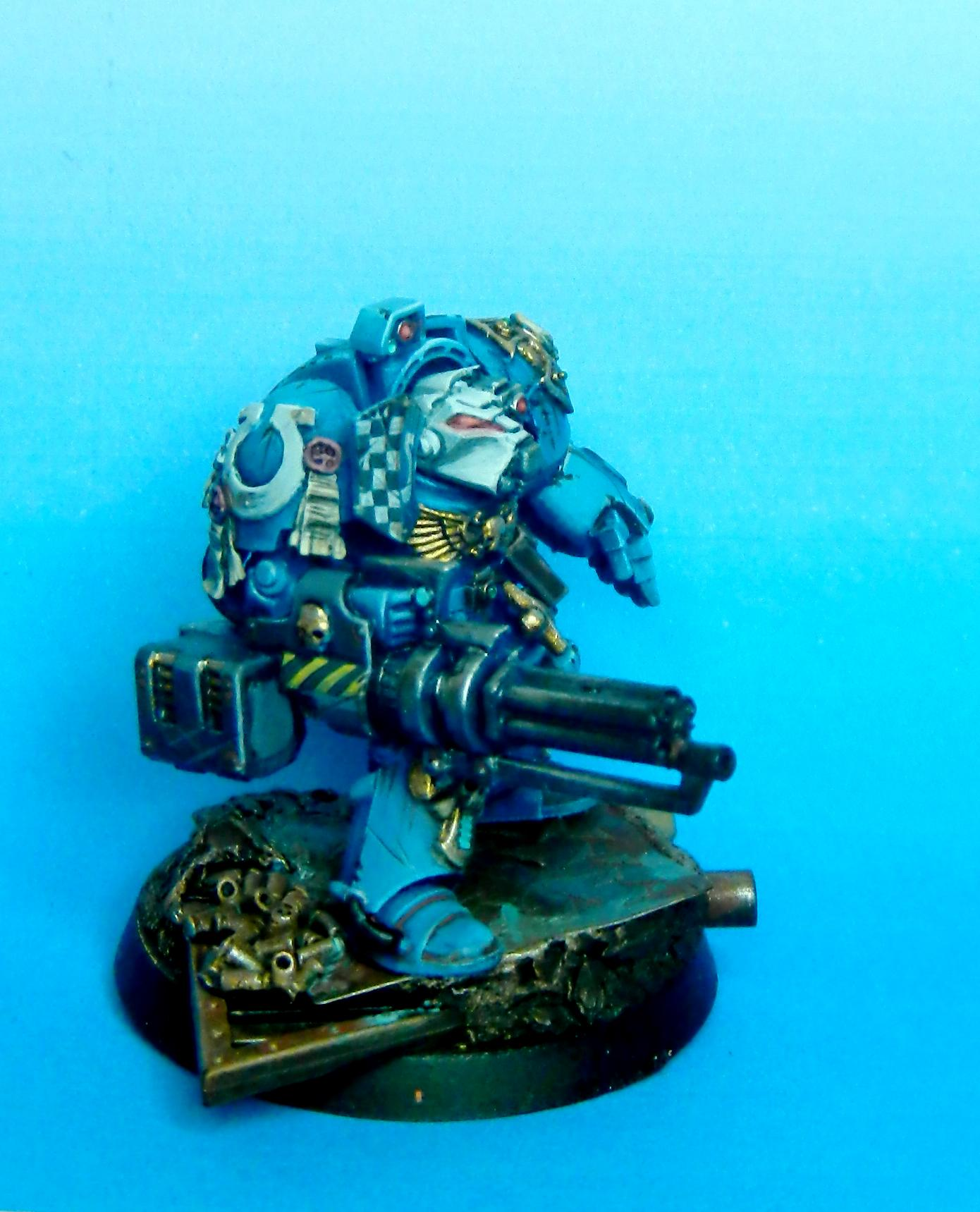 Space Marines, Tda, Terminator Armor
