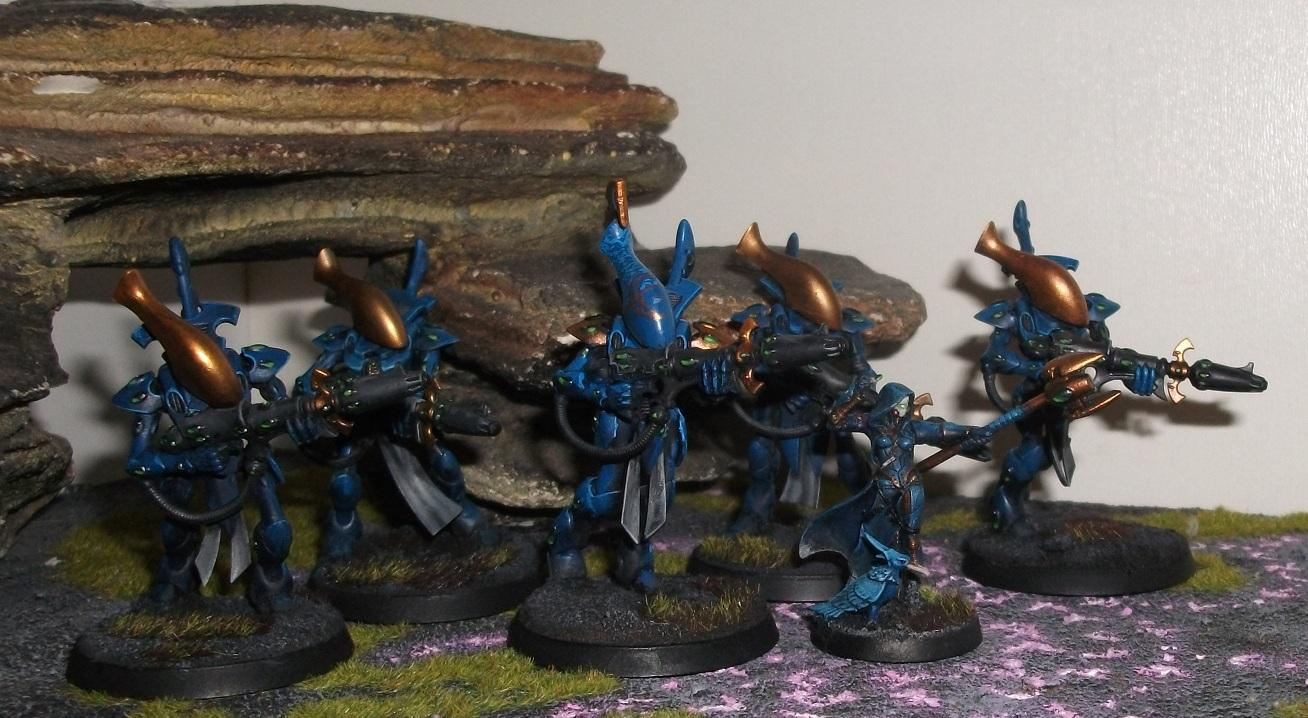 Wraithguard and Spiritseer