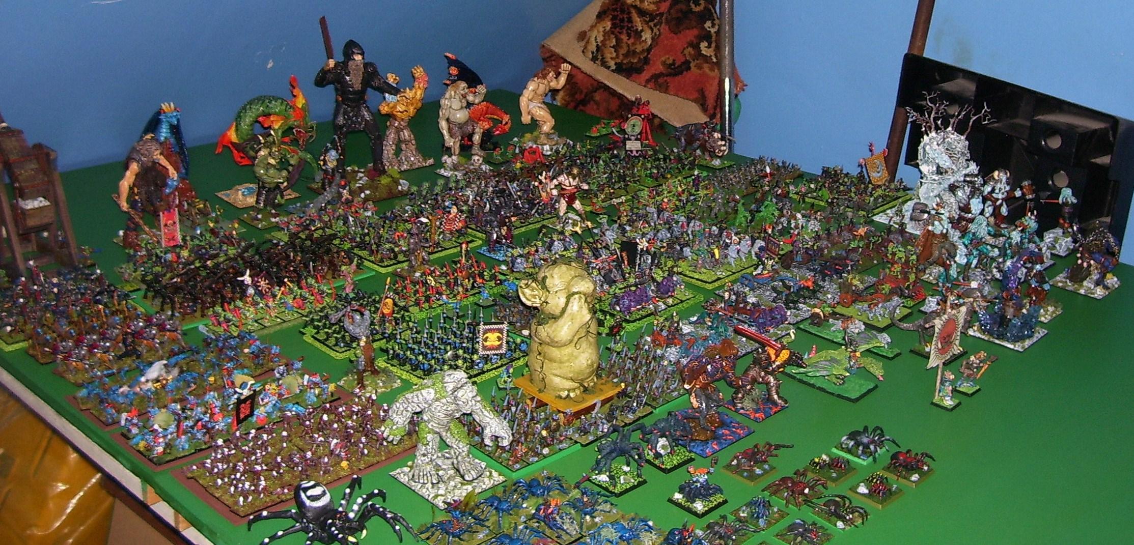 Goblins, Megabattle, Orcs