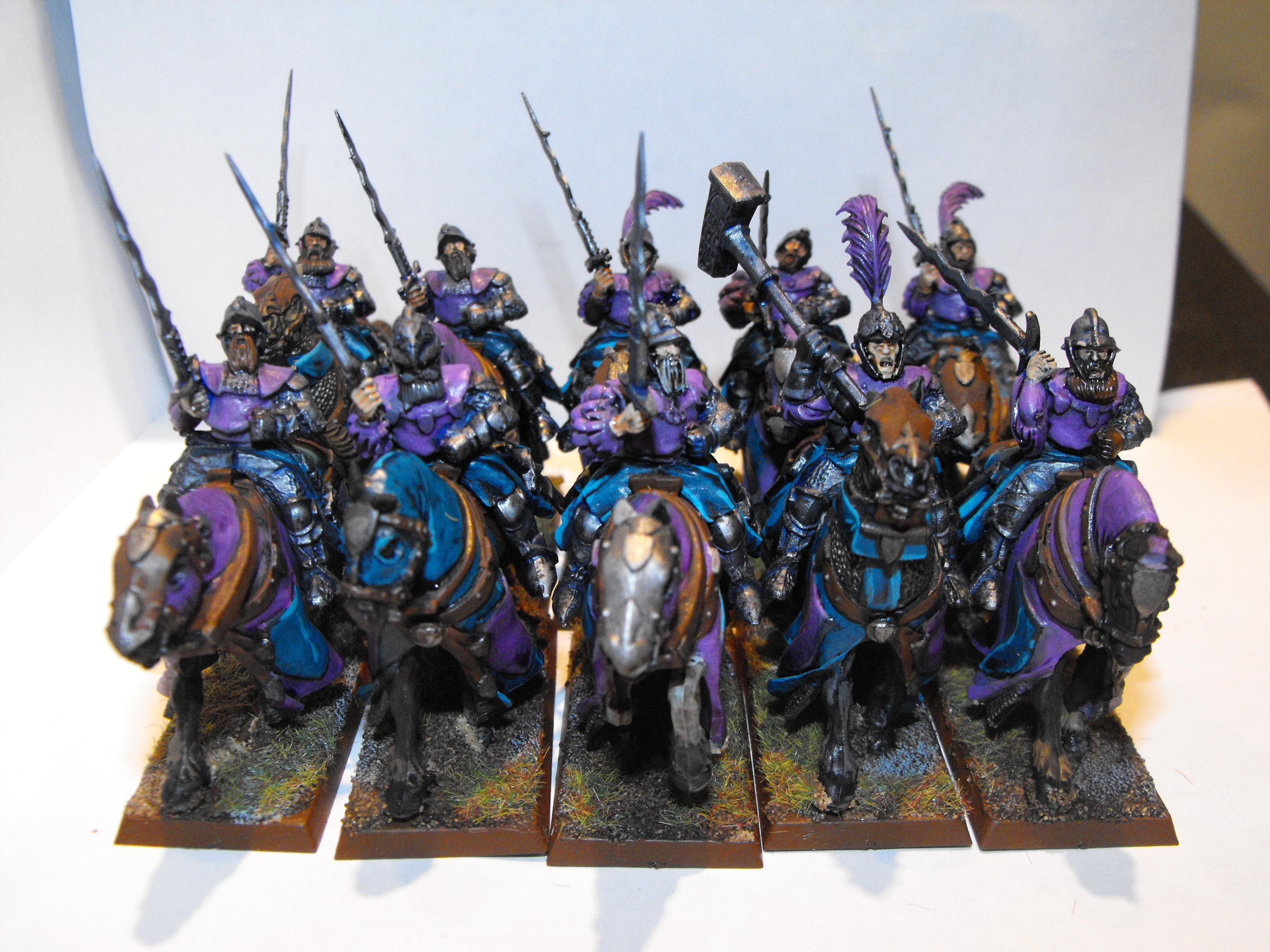 """My 10 Knights (My """"Shore Gaurd"""")"""