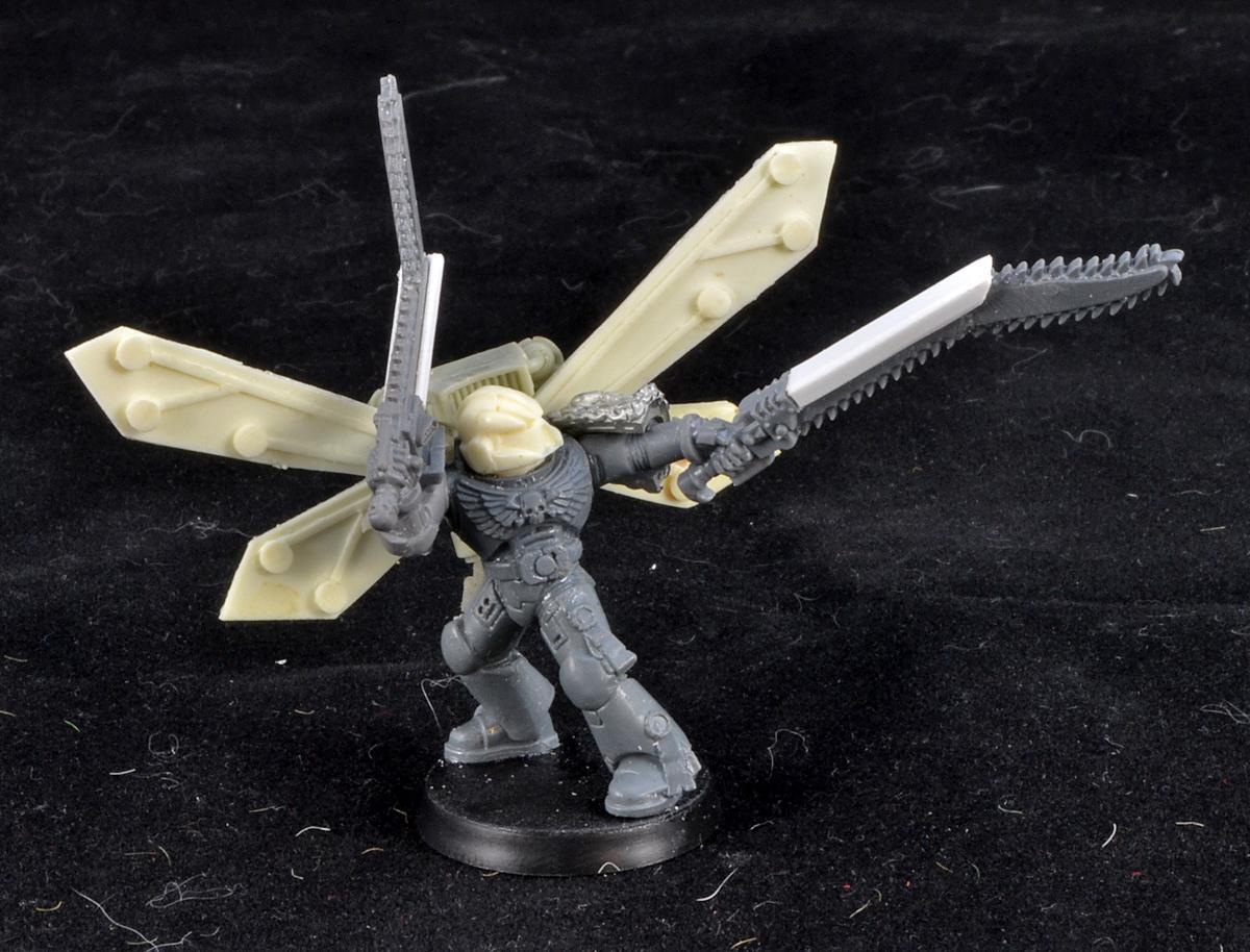 Mantis Warriors, Space Marines, Vanguard, Warhammer 40,000