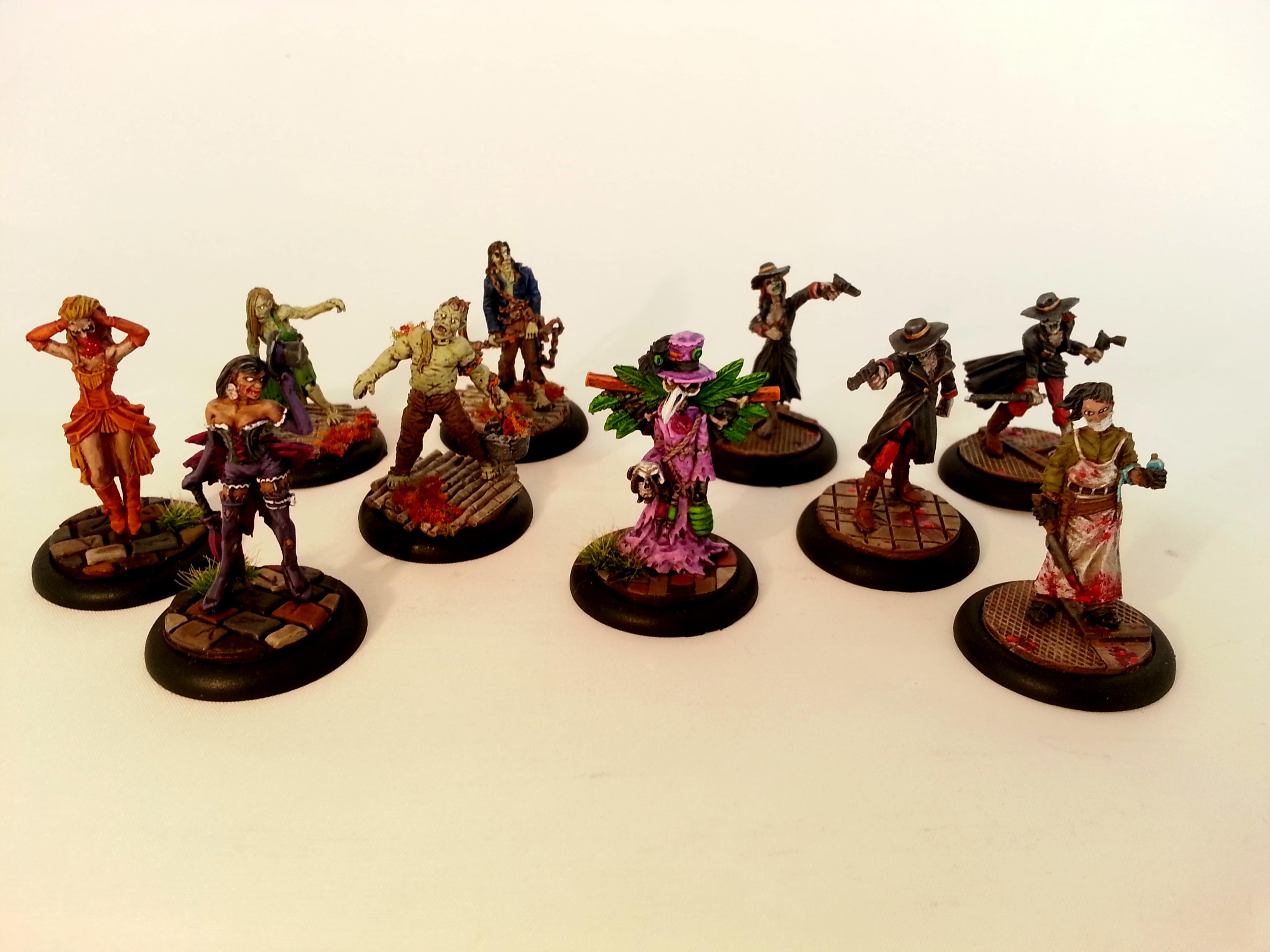 Avatar, Dead, Faction, Horde, Malifaux, Resurrectionists, Spirit, Undead