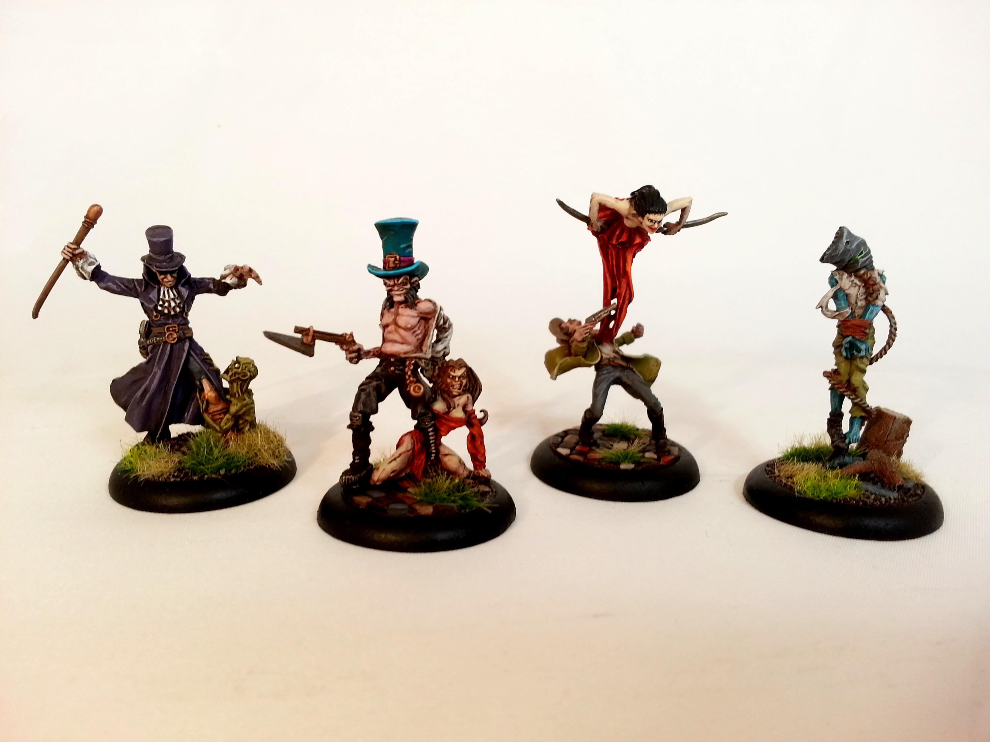 Avatar, Dead, Faction, Horde, Malifaux, Resurrectionists, Spirit, Undead