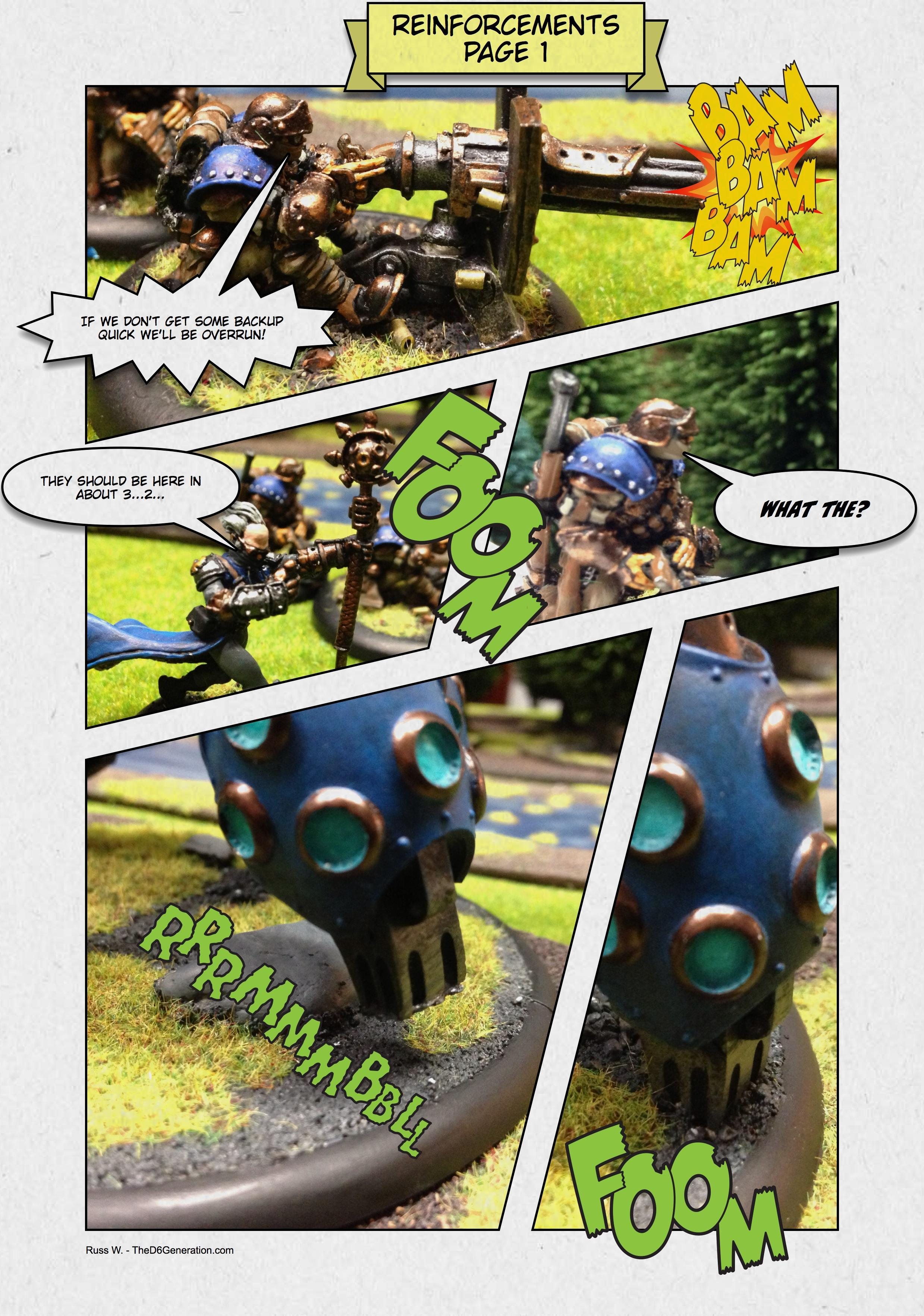 Reinforcements - Page 1