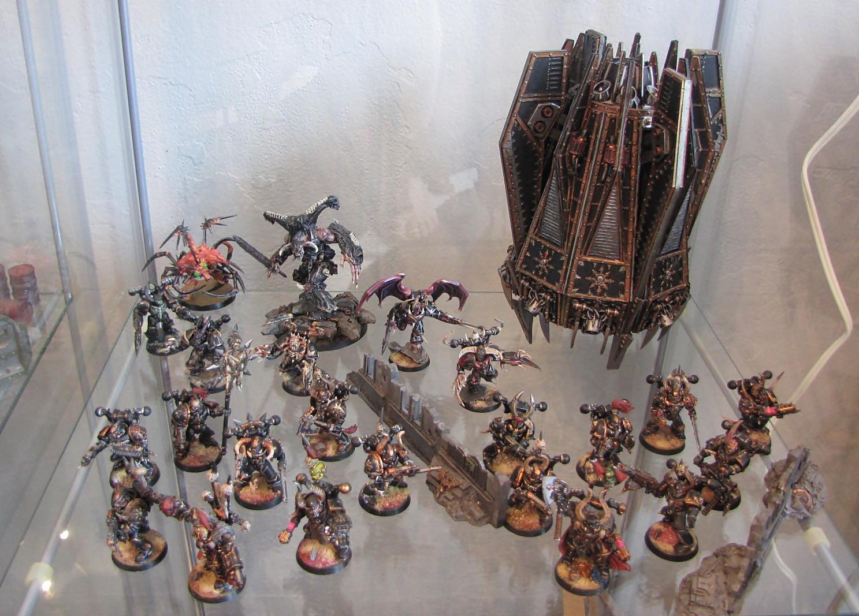 Black Legion, Chaos, Chaos Space Marines