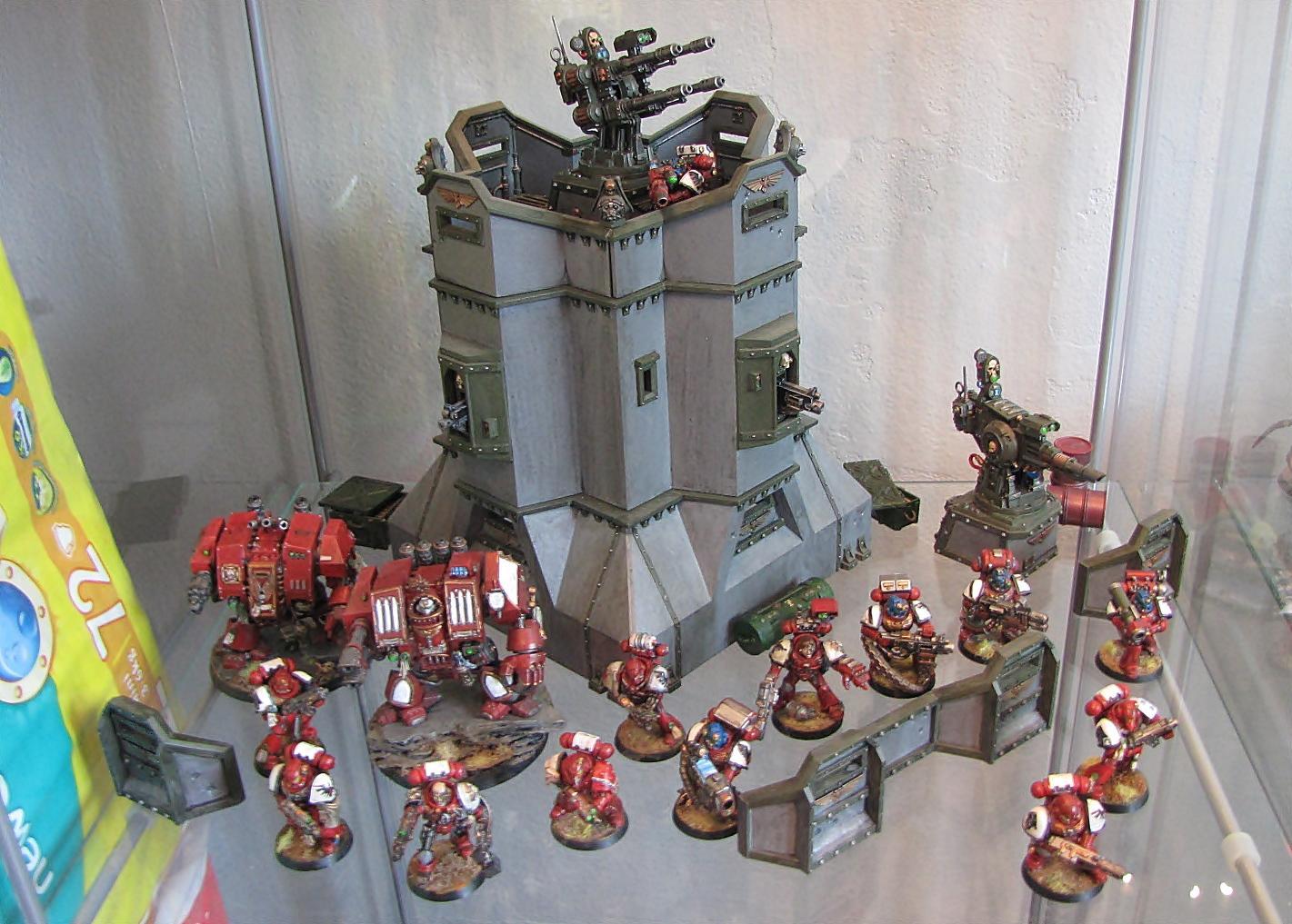 Blood Ravens, Devastators, Space Marines