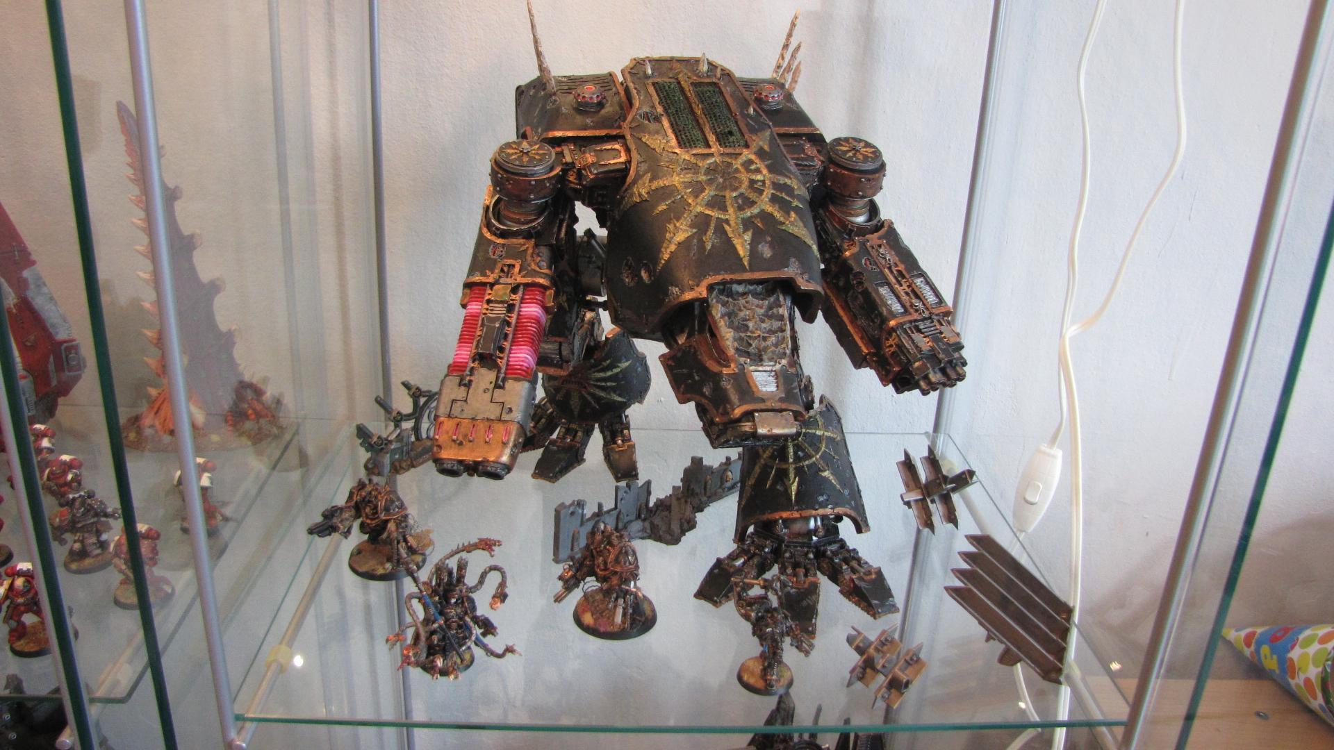 Black Legion, Chaos, Chaos Titan, Titan