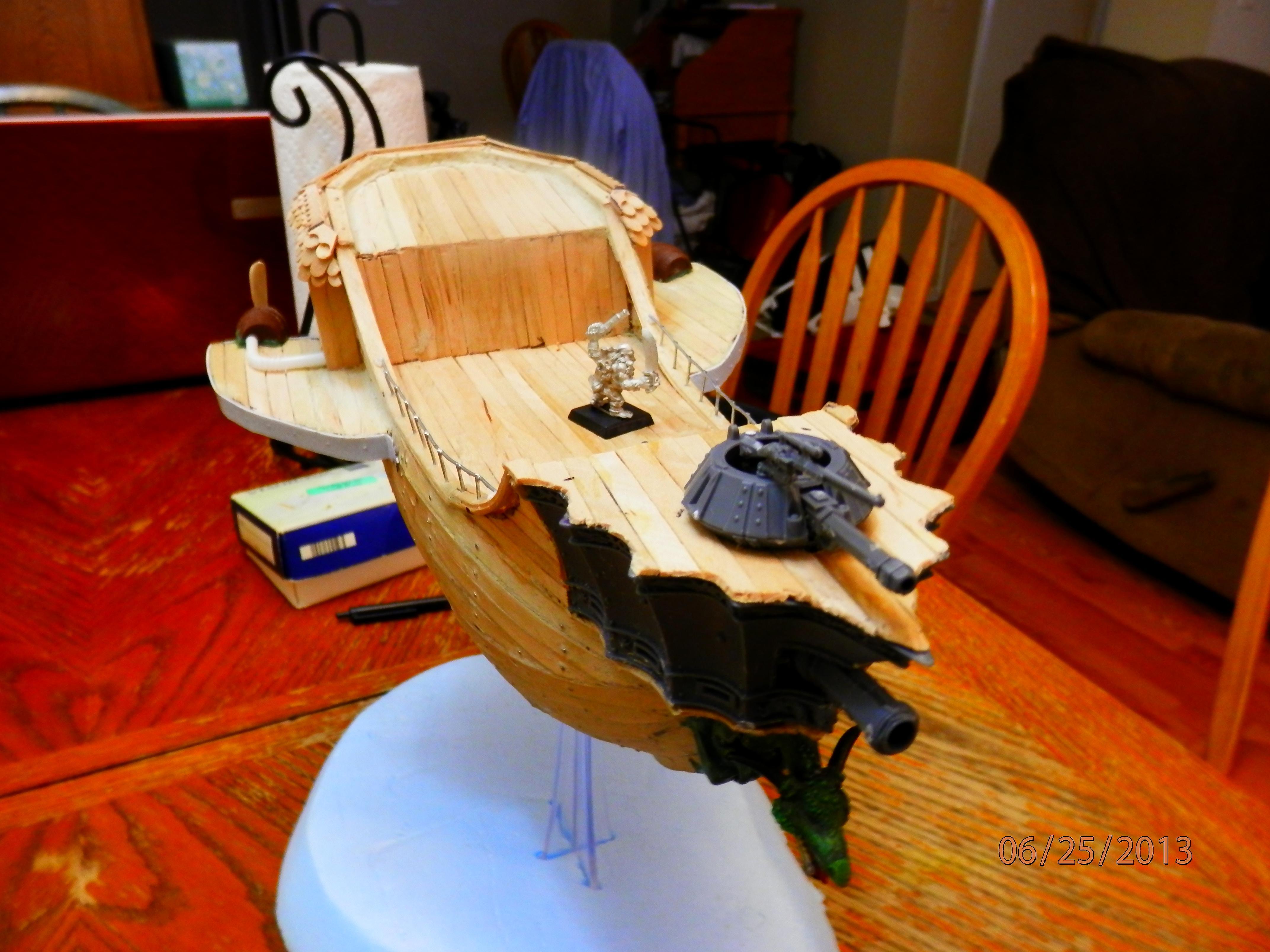 Airship, Steampunk
