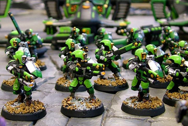 Tau, Tau Johr-dan Sept  troops