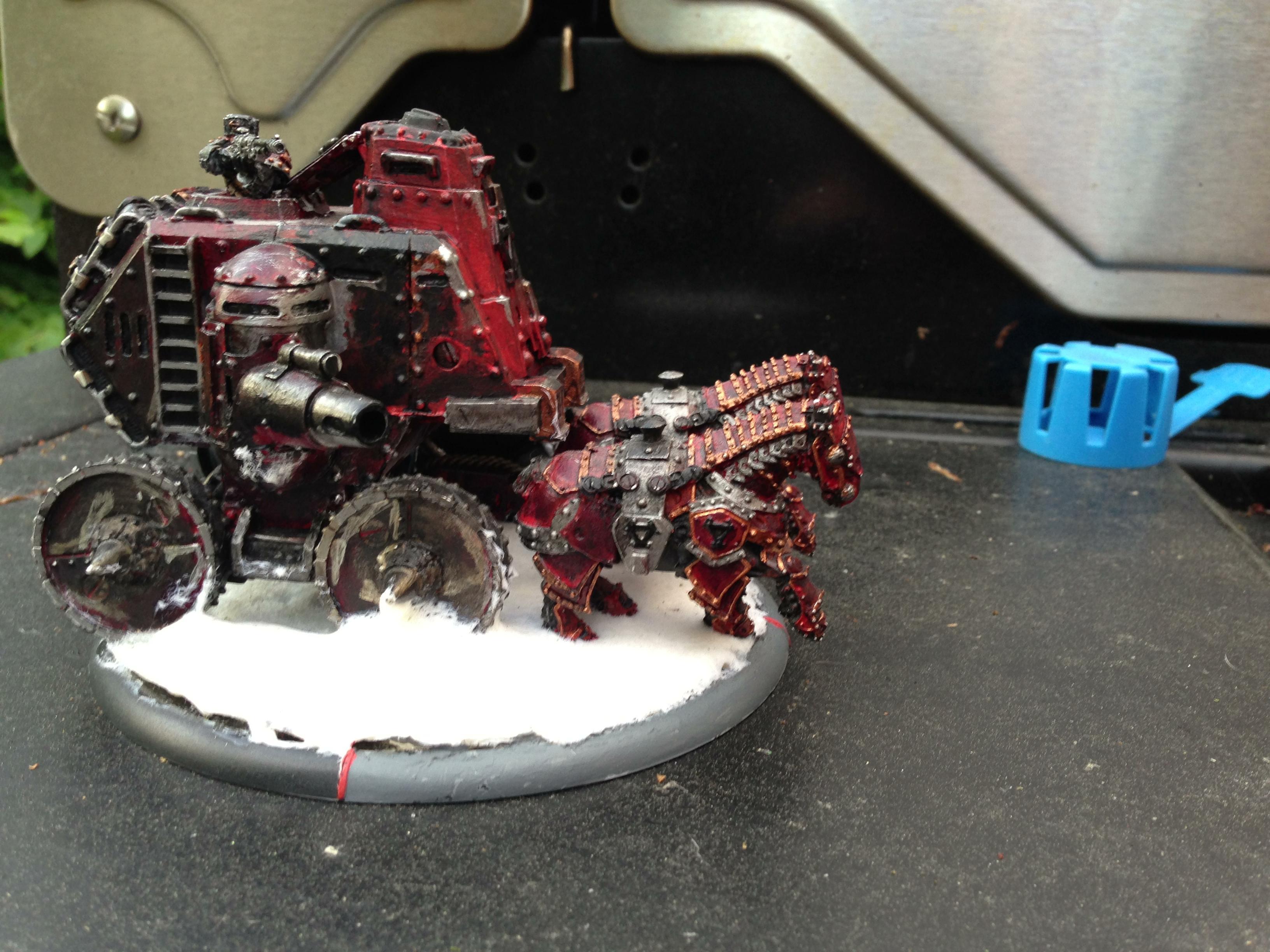 Battle Engine, Khador, Warmachine