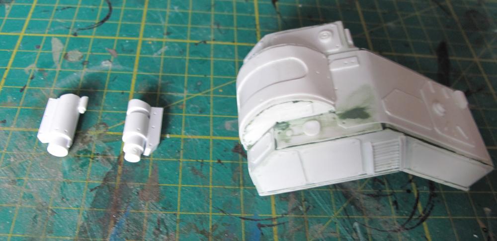 Chimera artillery conversion kit 2