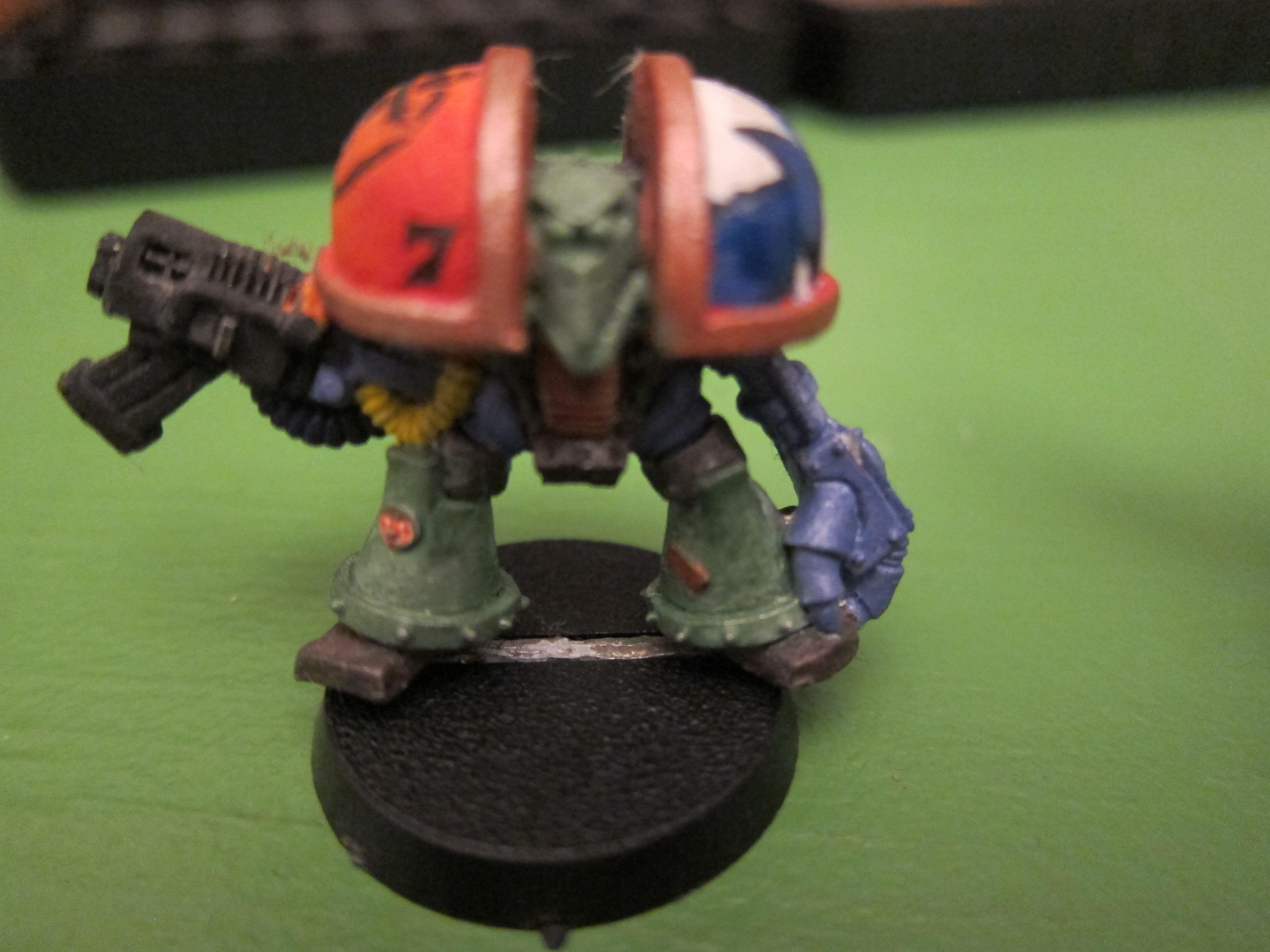 Orks, Robot, Rt, Ork robot SM-F