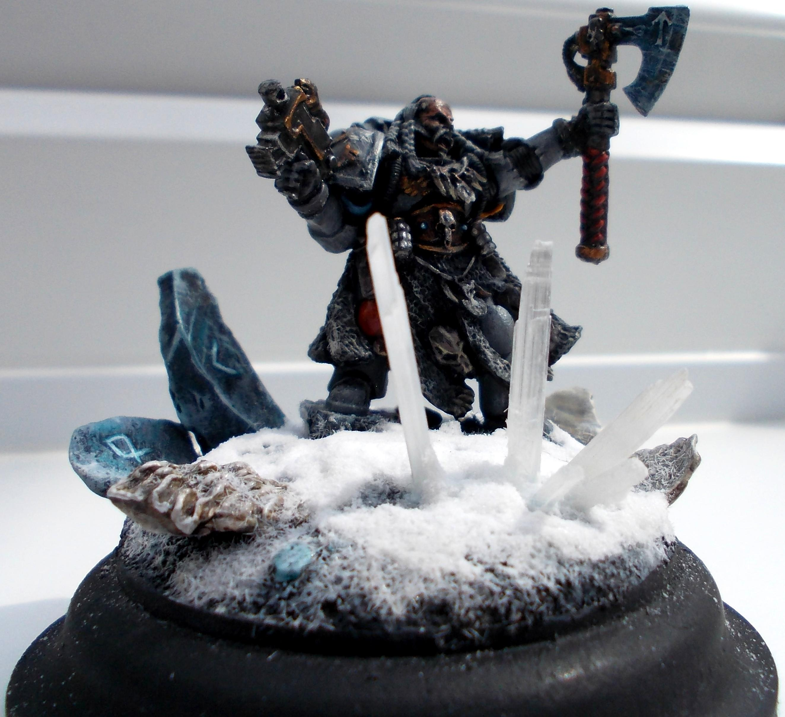 Base, Rune Priest, Space Wolves