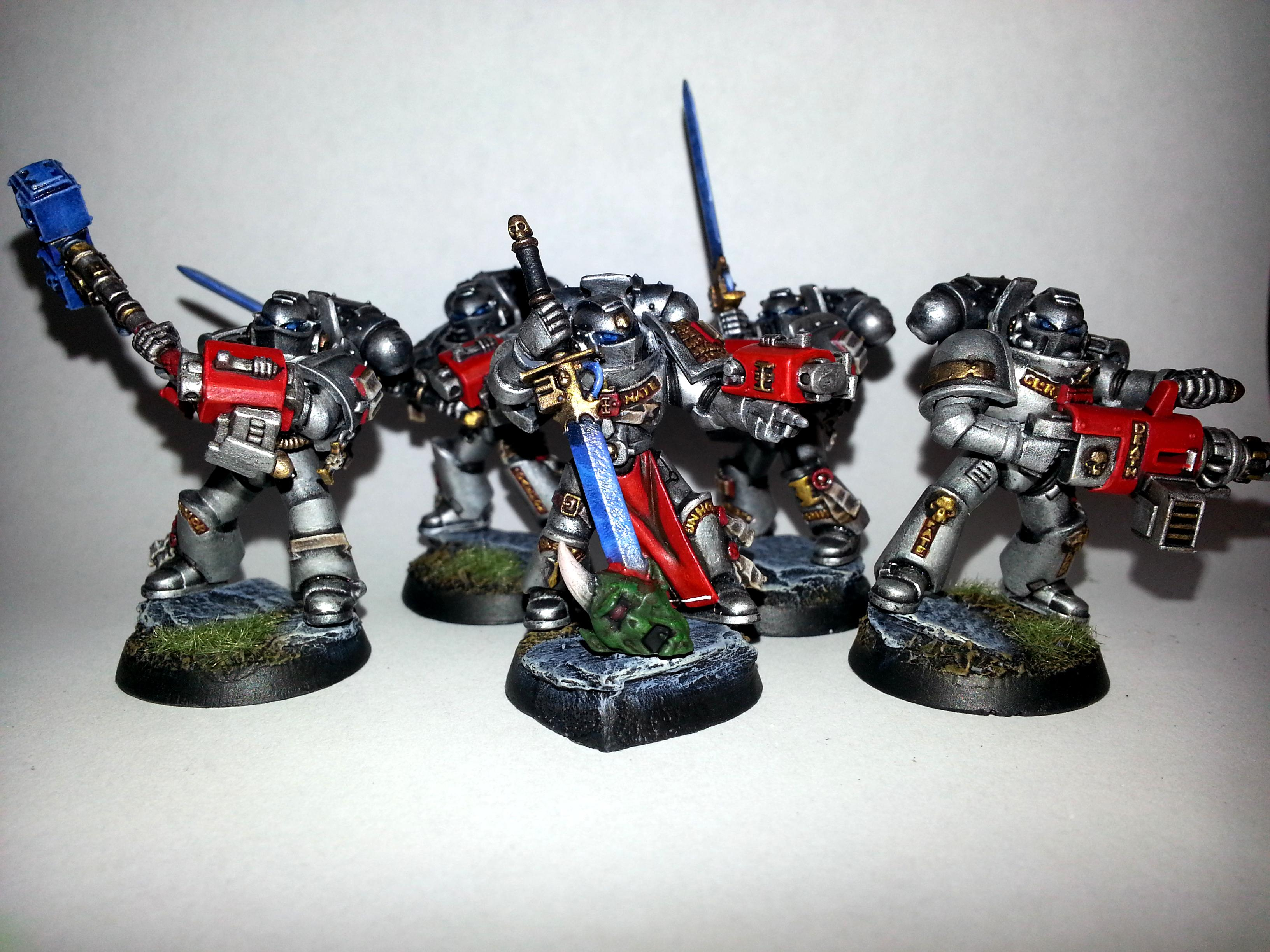 Force Weapons, Gk, Grey Knights, Inquisition, Power Weapons, Space Marines, Strike Squad, Warhammer 40,000