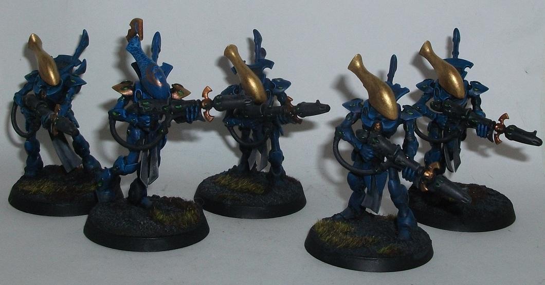 Wraithguard brighter gold