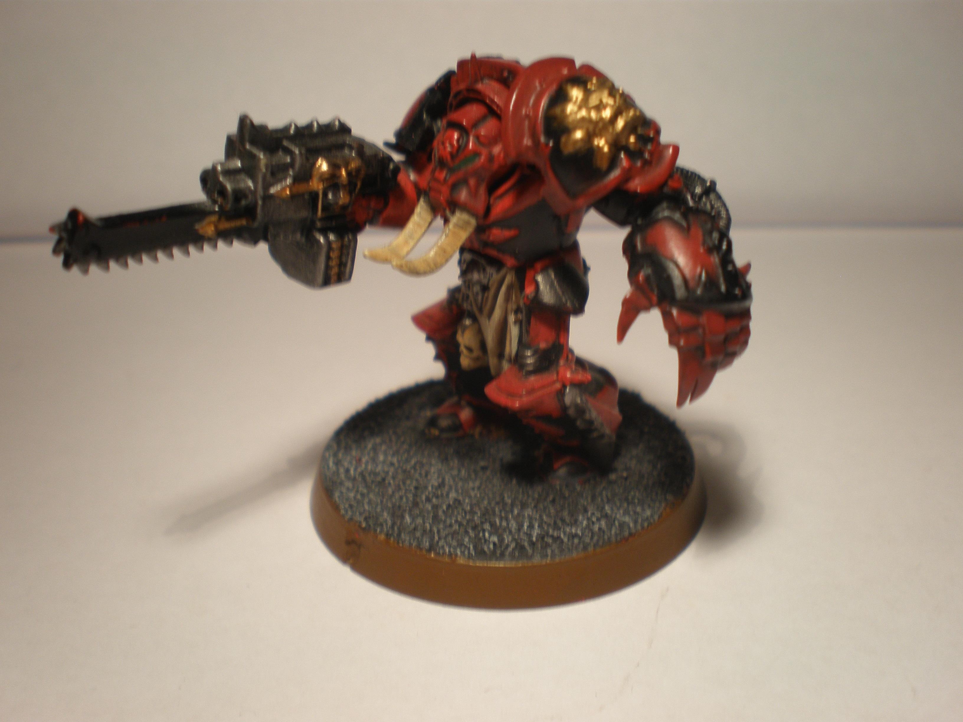 Terminator with combi-bolter
