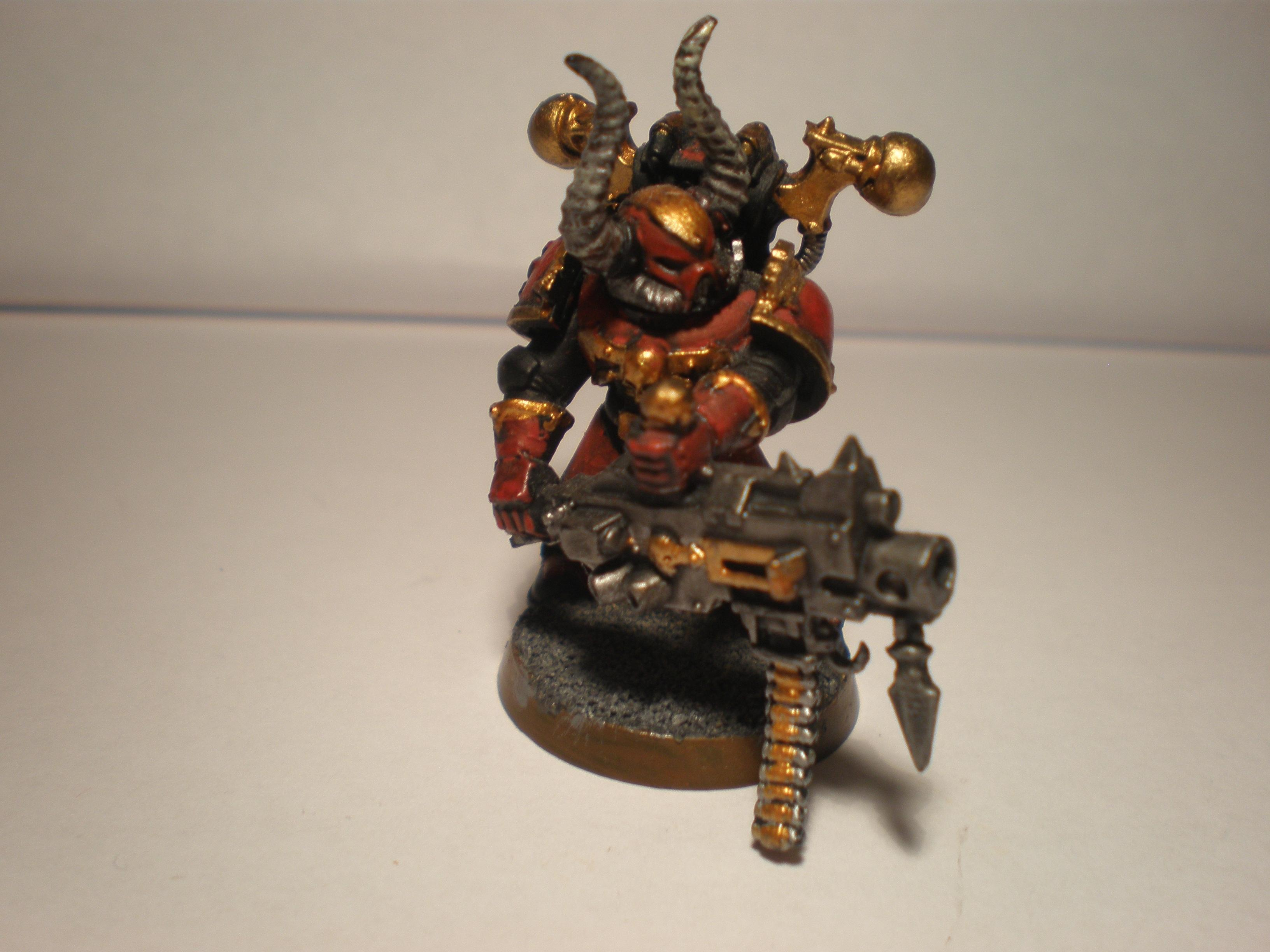 RC CSM with heavy bolter