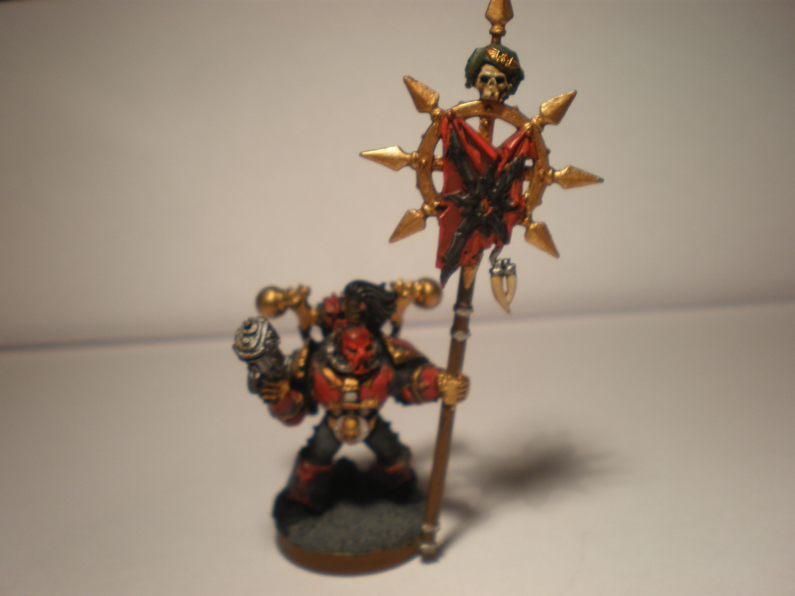 RC CSM with plasma pistol and an icon