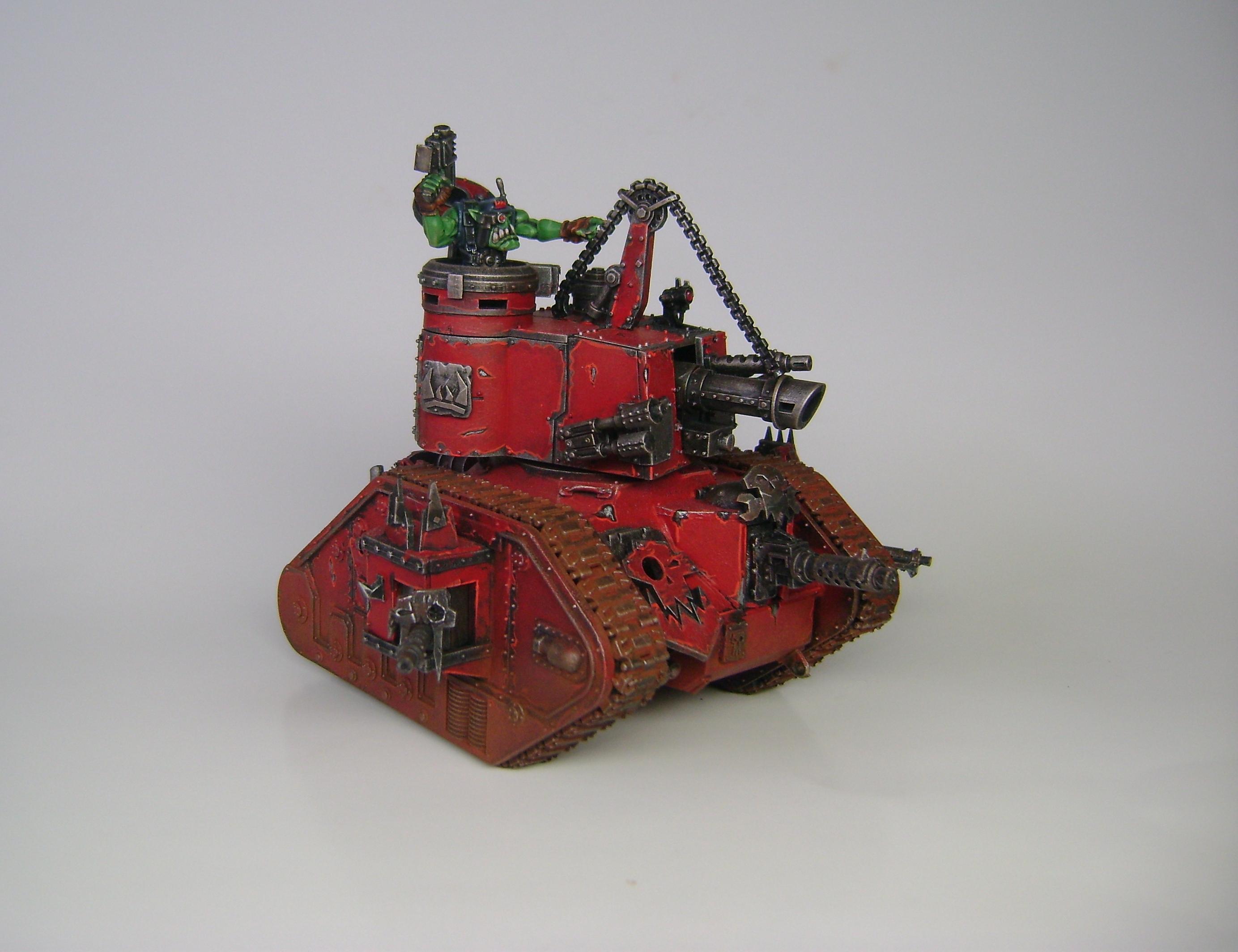 Lotted battle truck mk 2