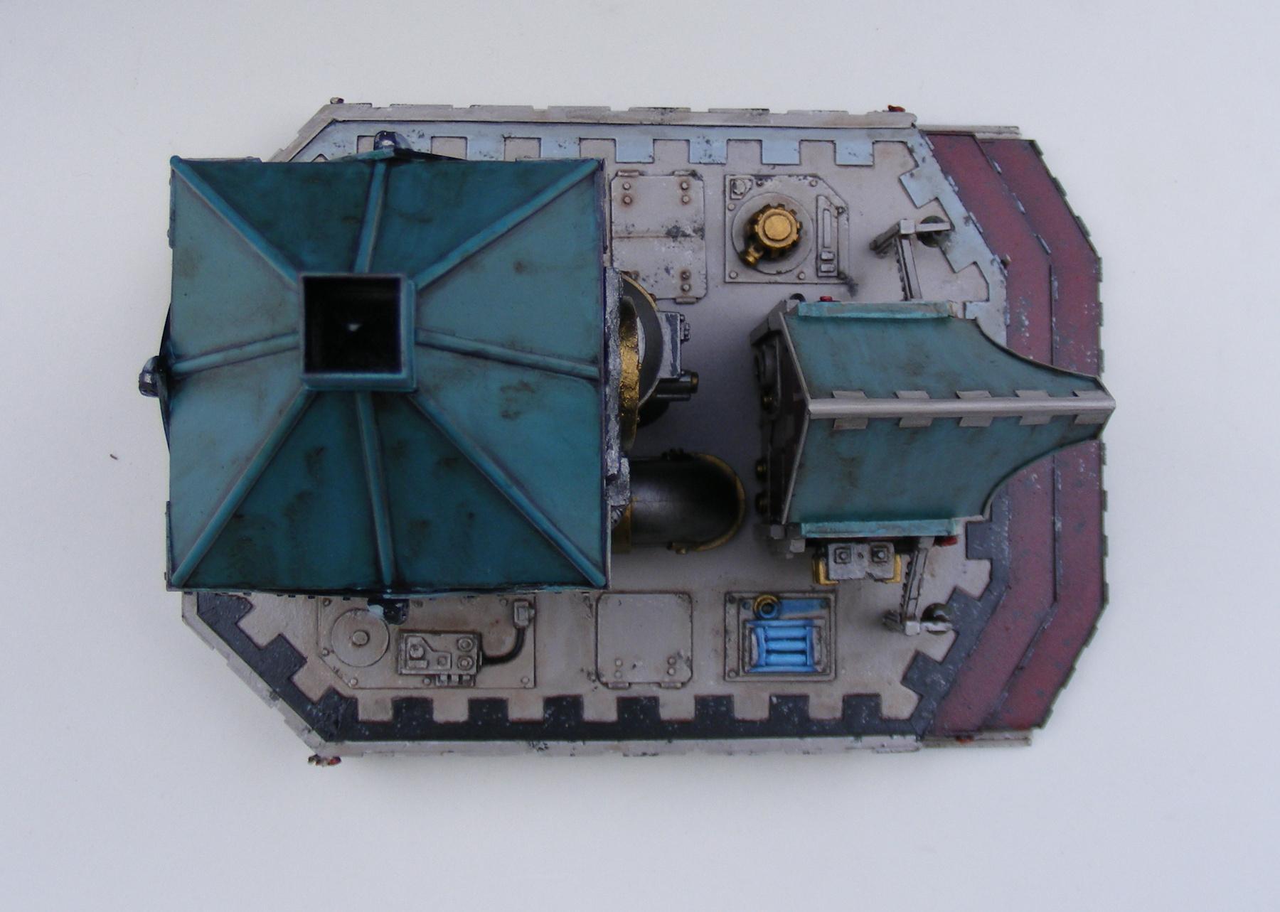 Mechanicus, Terrain, Warhammer 40,000
