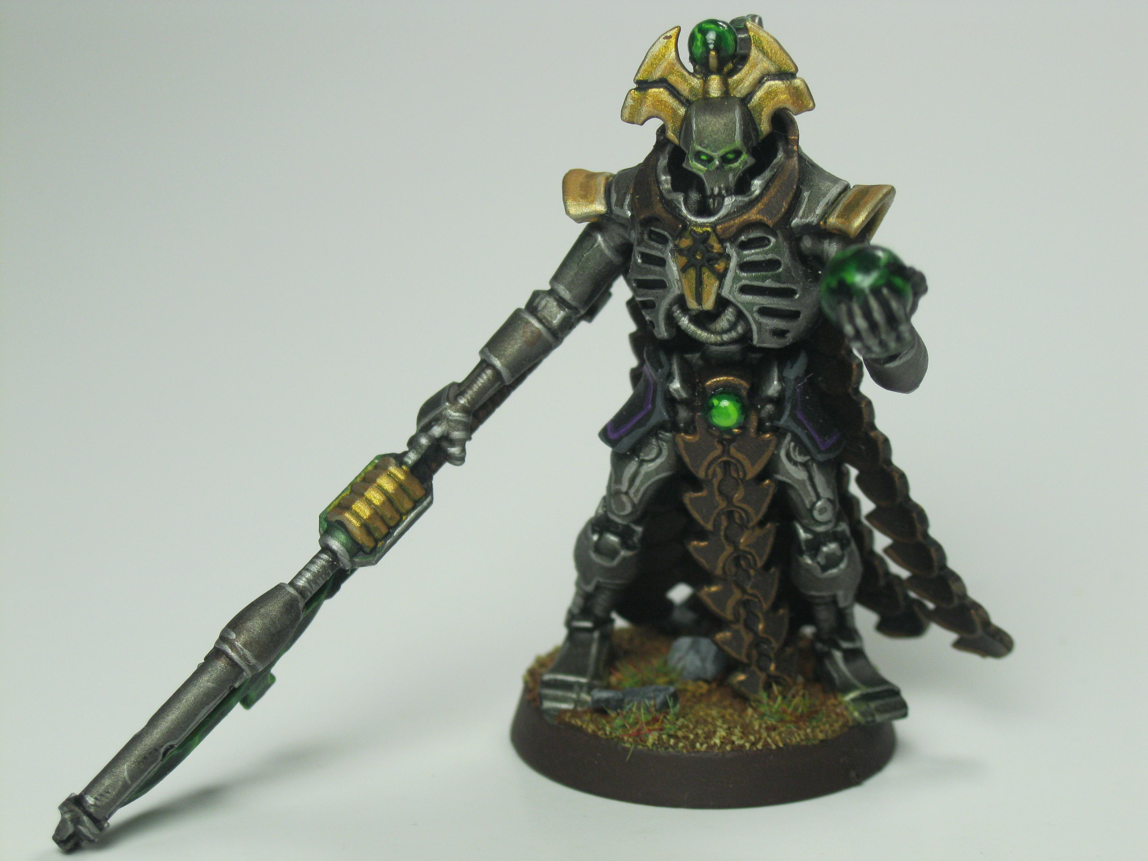 Necron Lord, Necrons, Resurrection Orb