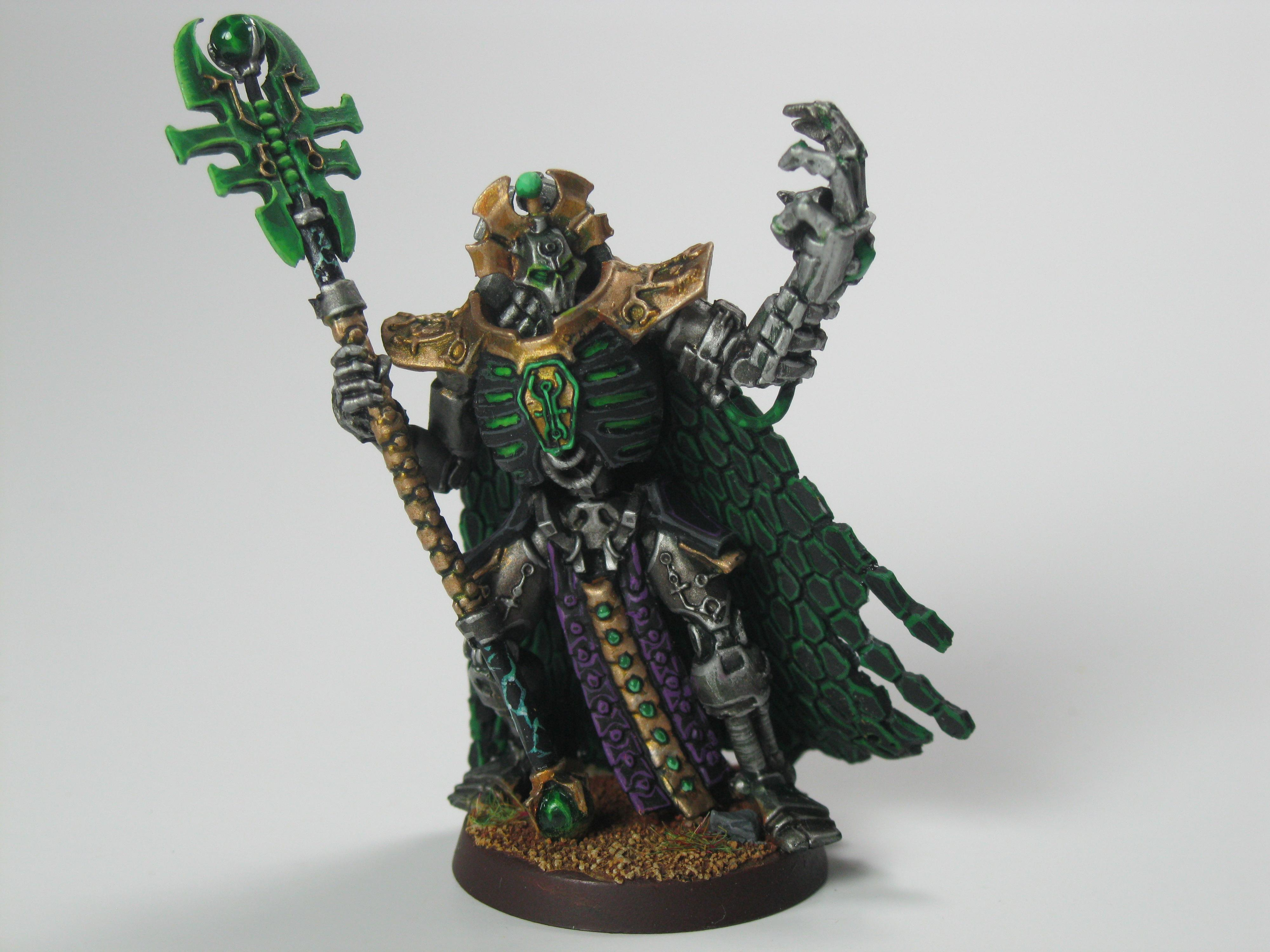 Imotekh, Imotekh The Stormlord, Necrons, Stormlord
