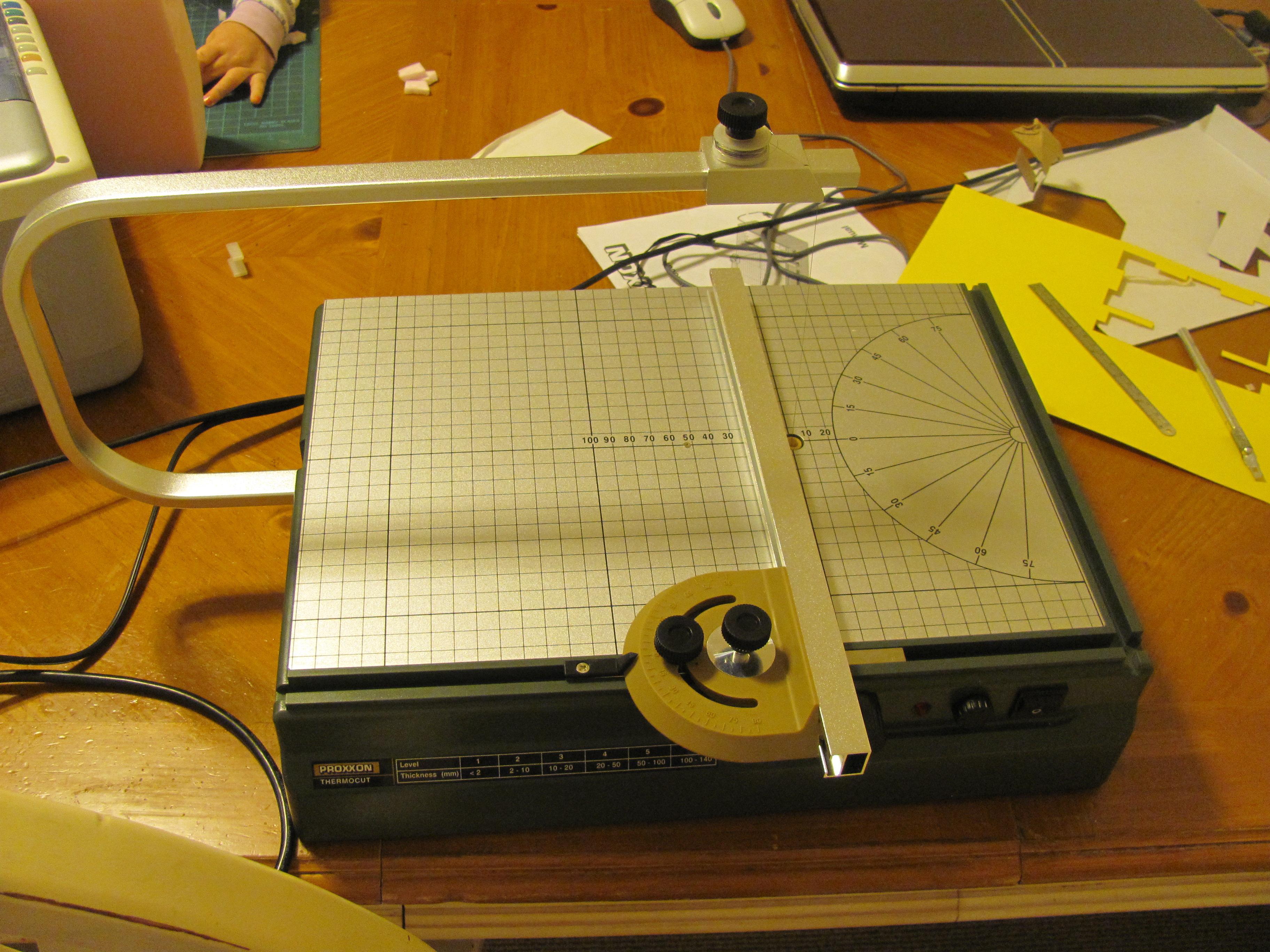 Foam Cutter, Proxxon Hot Wire Foam Cutter Thermocut