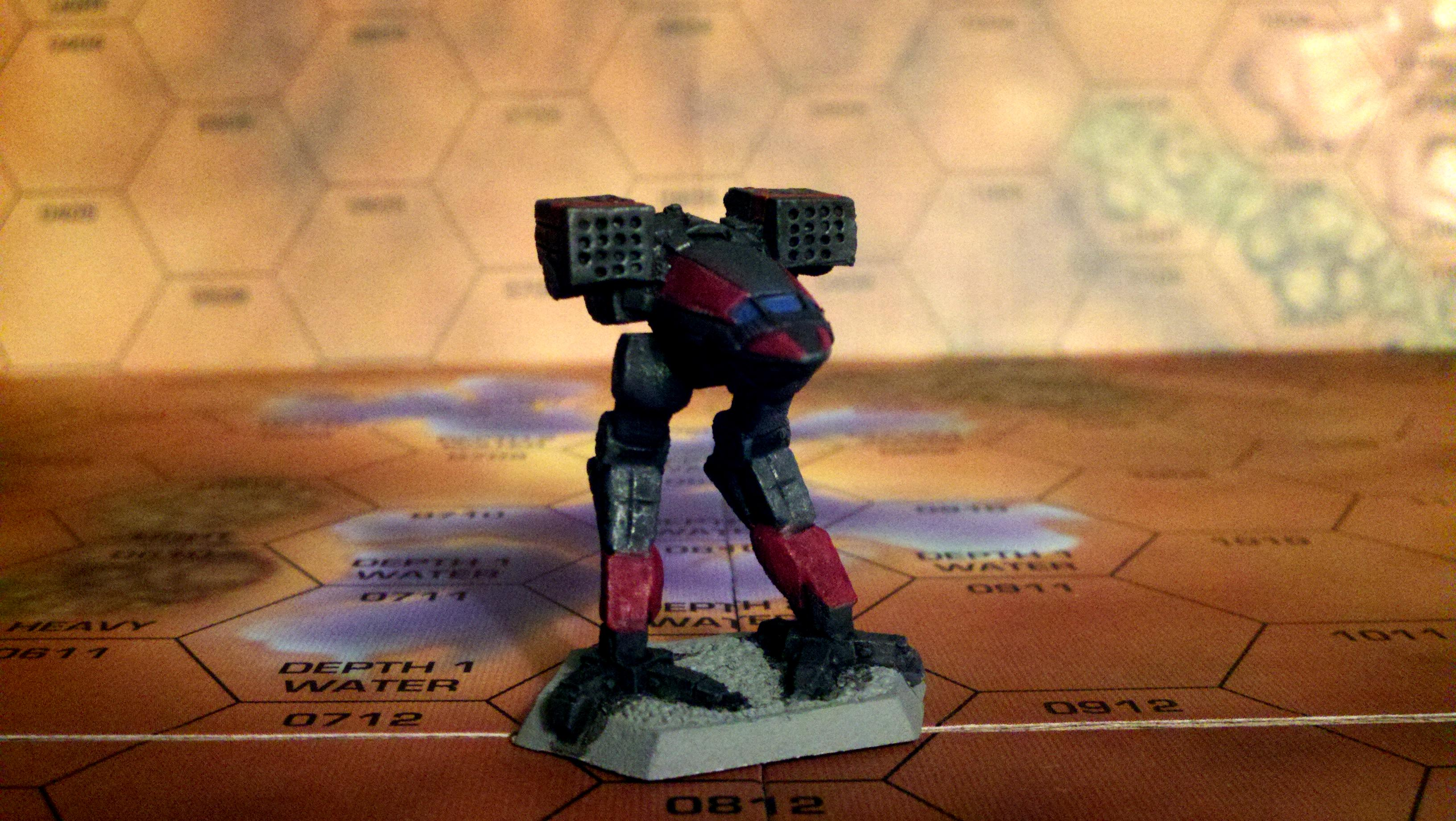 Battletech, Catapult, Mech, Mechwarrior