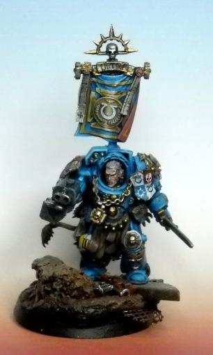 Ultramarine terminator sergeant